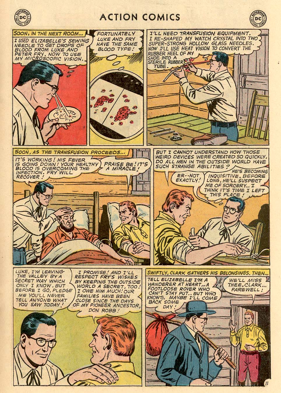 Read online Action Comics (1938) comic -  Issue #324 - 15