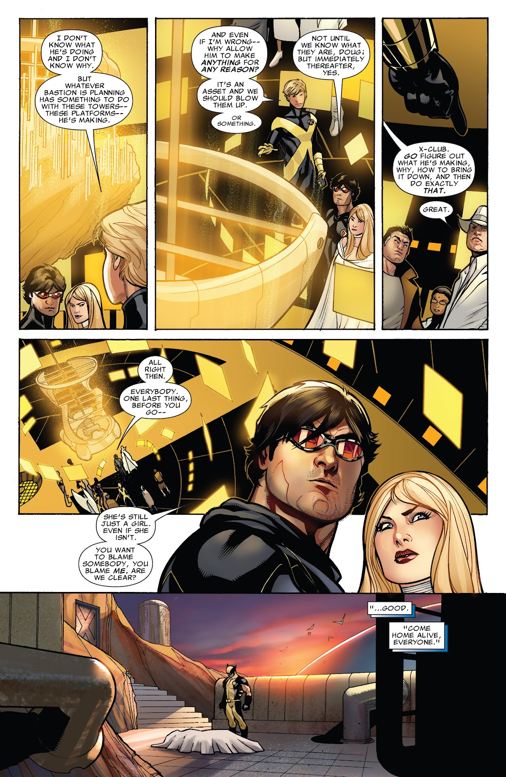 Read online X-Men: Second Coming comic -  Issue # _TPB (Part 2) - 50