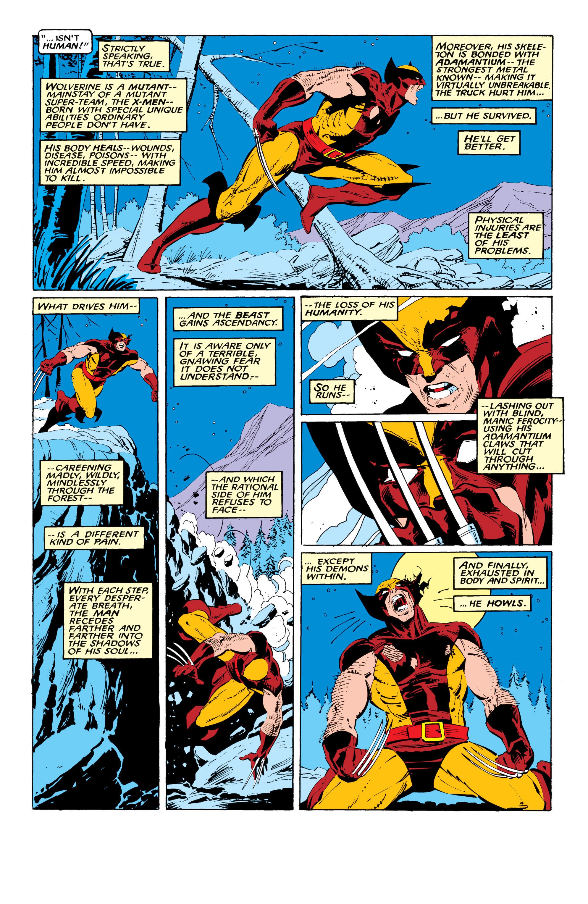 Read online Uncanny X-Men (1963) comic -  Issue #216 - 4