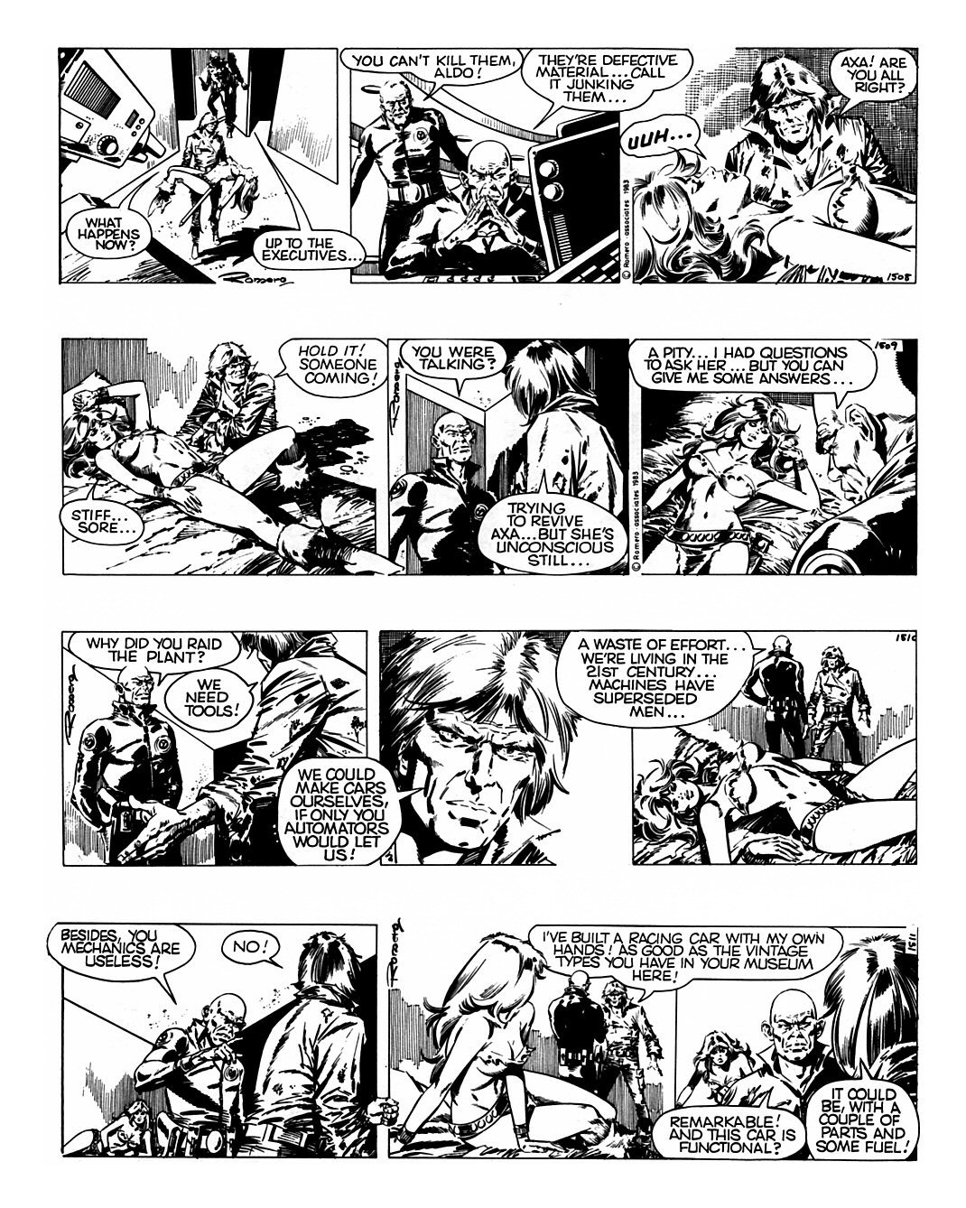 Axa issue 7 - Page 22