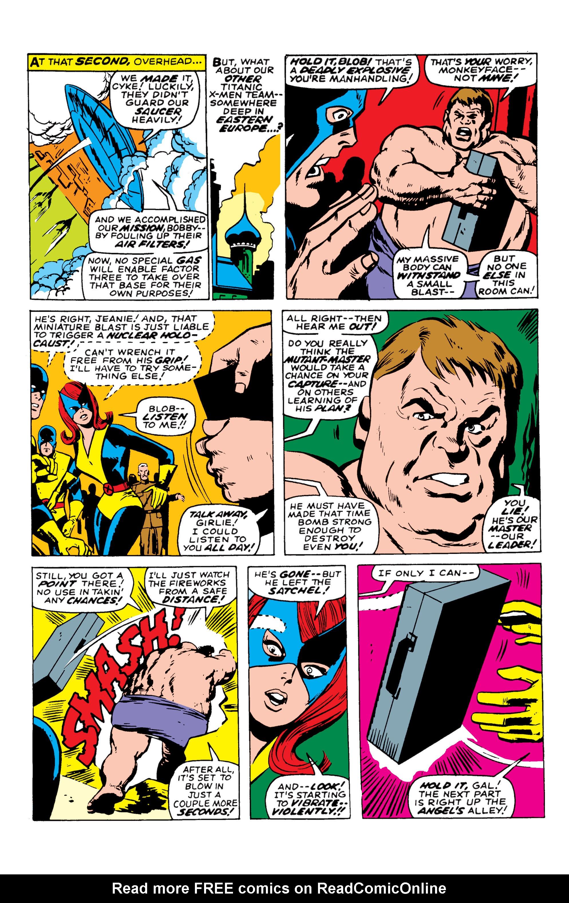 Uncanny X-Men (1963) 39 Page 7