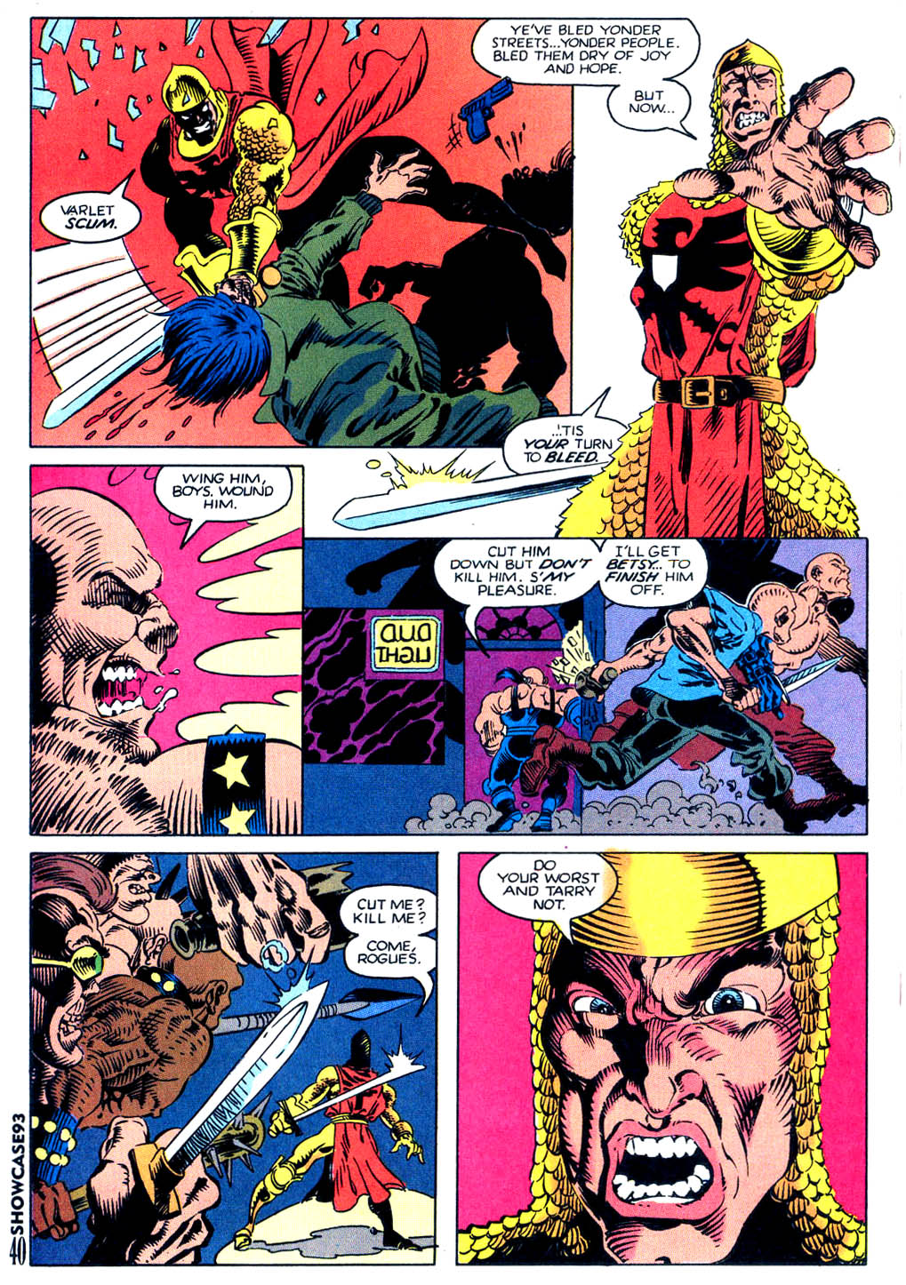 Read online Showcase '93 comic -  Issue #9 - 34