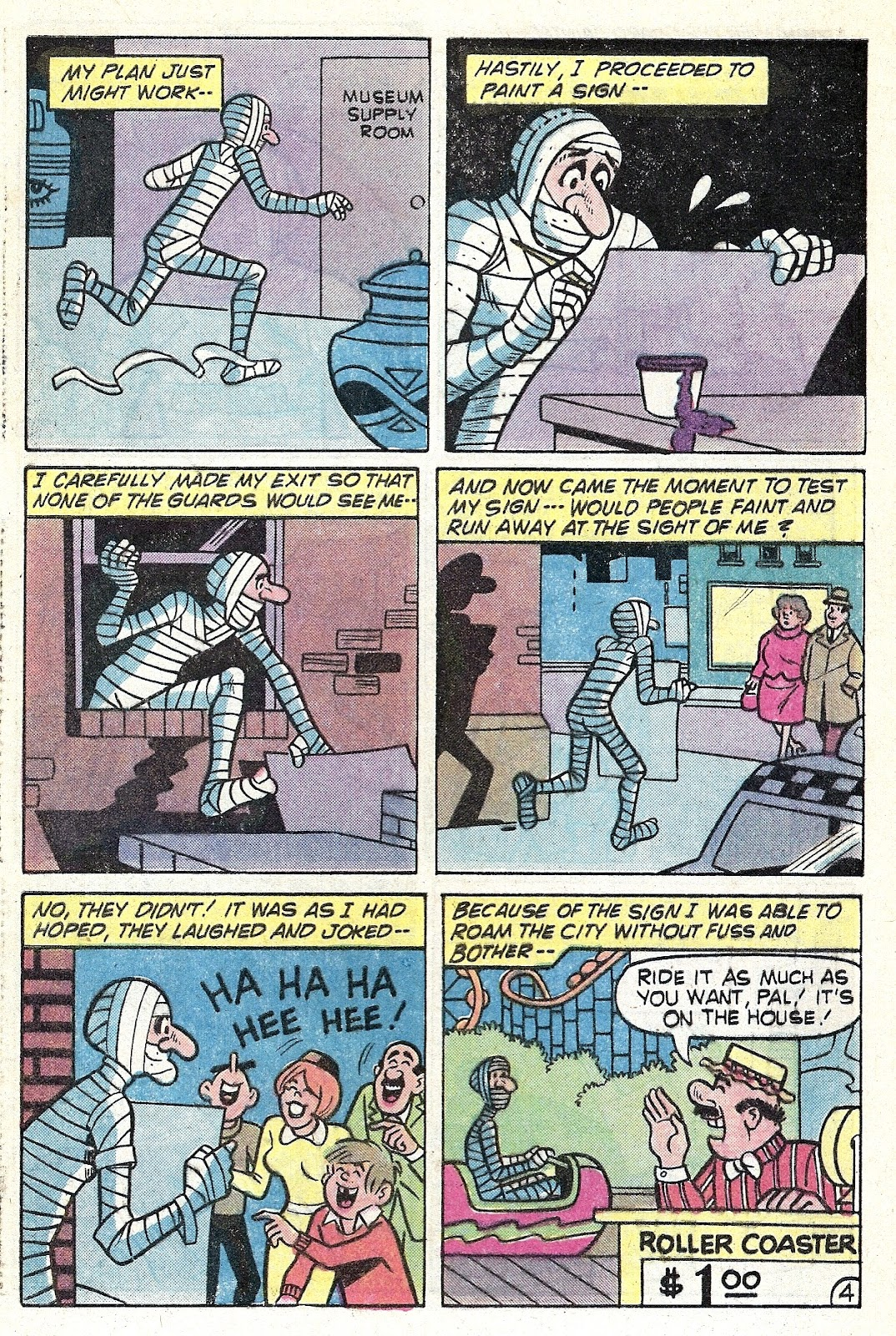 Read online Madhouse Comics comic -  Issue #116 - 32
