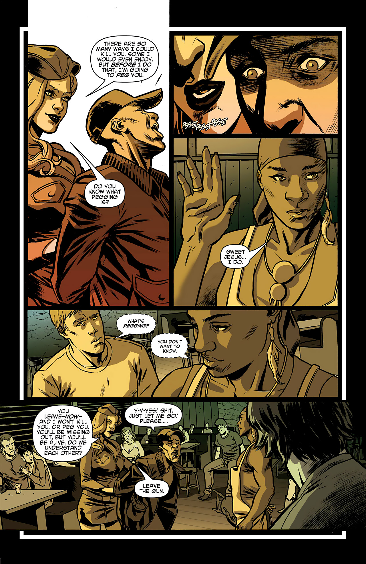 Read online True Blood: French Quarter comic -  Issue #1 - 16