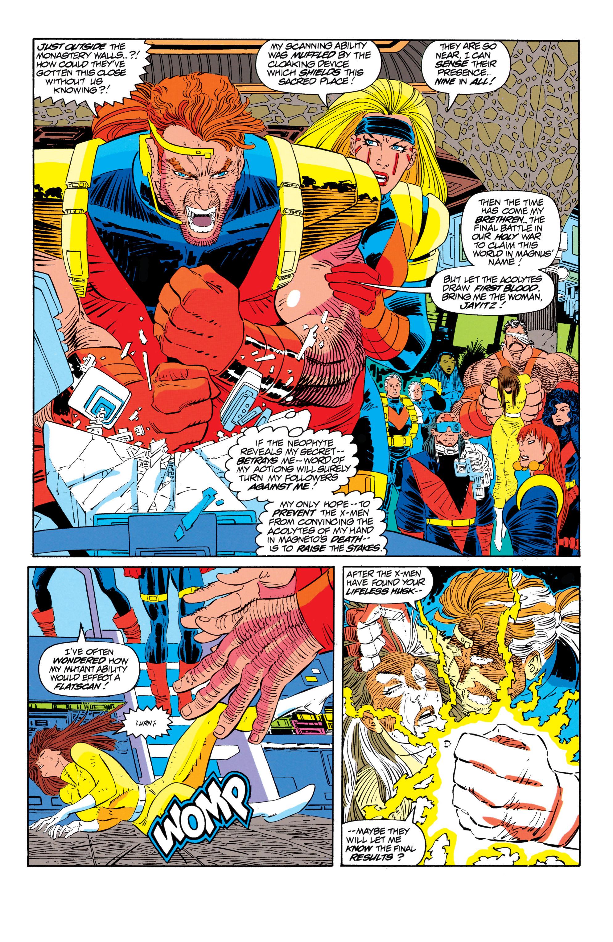 Read online Uncanny X-Men (1963) comic -  Issue #300 - 30