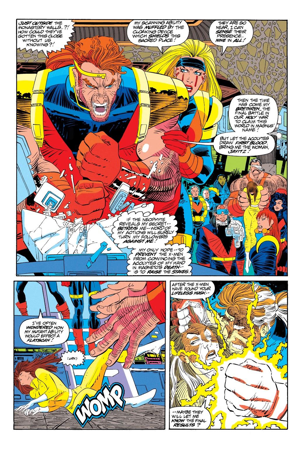 Uncanny X-Men (1963) issue 300 - Page 30