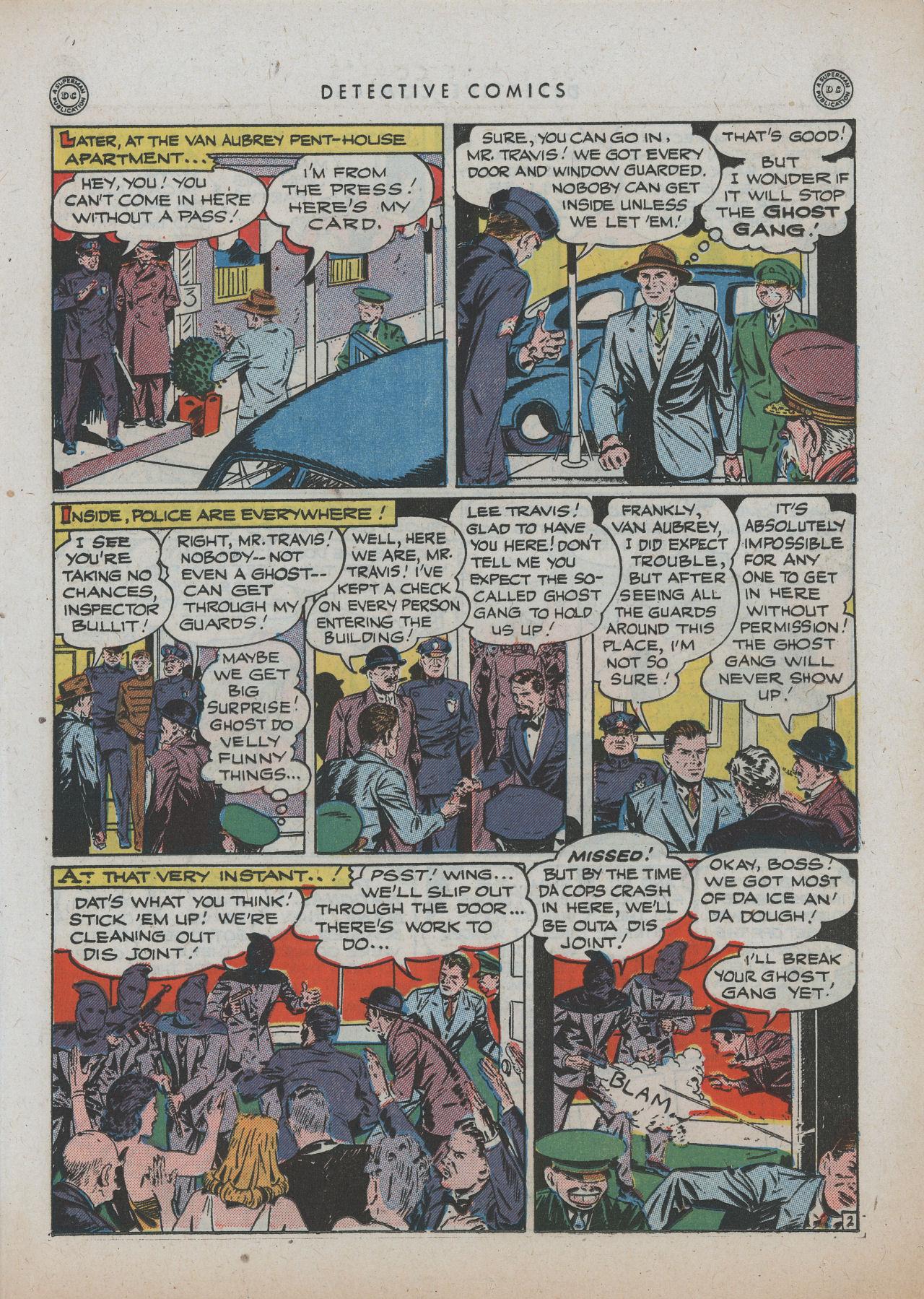 Read online Detective Comics (1937) comic -  Issue #89 - 29