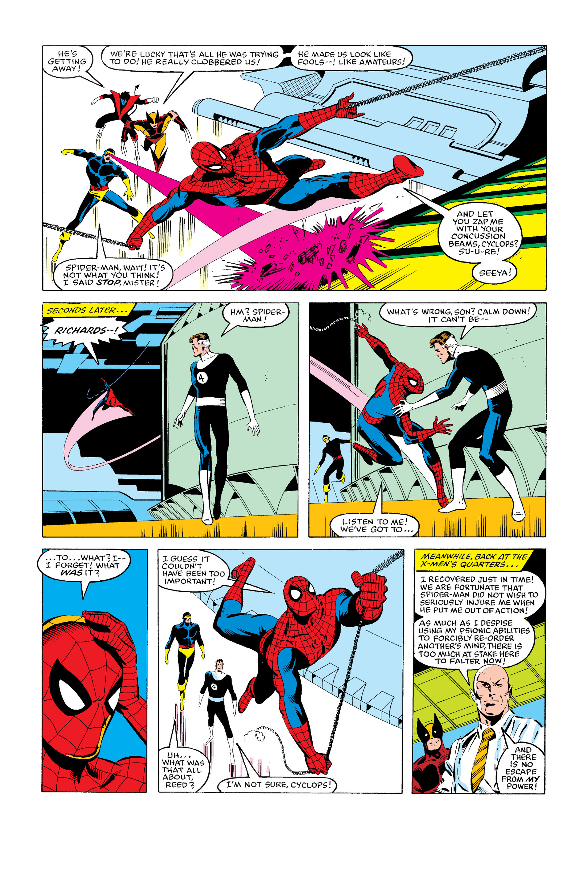 Read online Secret Wars (1985) comic -  Issue #3 - 12