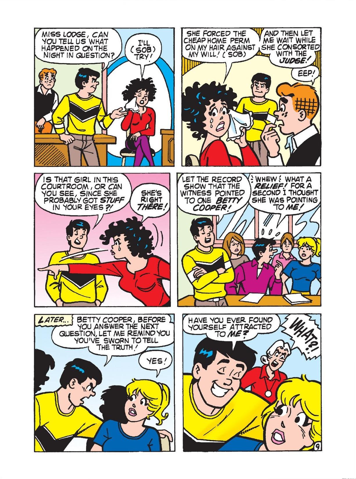 Read online Archie 1000 Page Comics Bonanza comic -  Issue #3 (Part 1) - 85