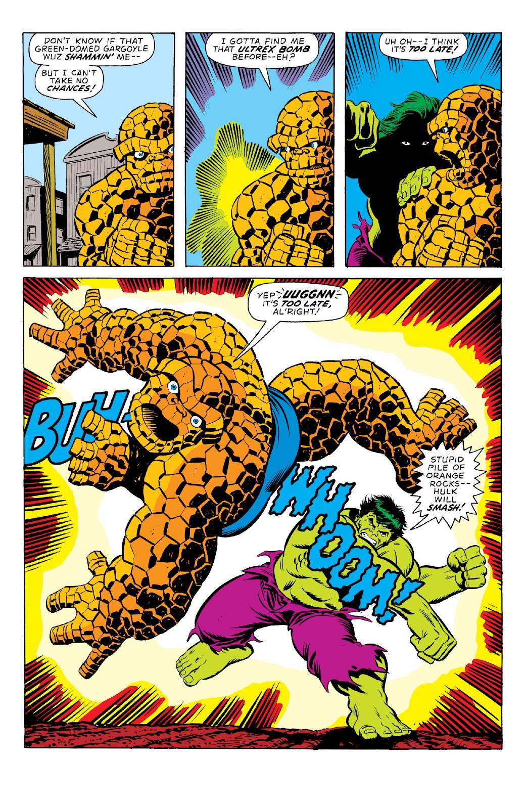 Read online Marvel Two-In-One Epic Collection: Cry Monster comic -  Issue # TPB (Part 1) - 15