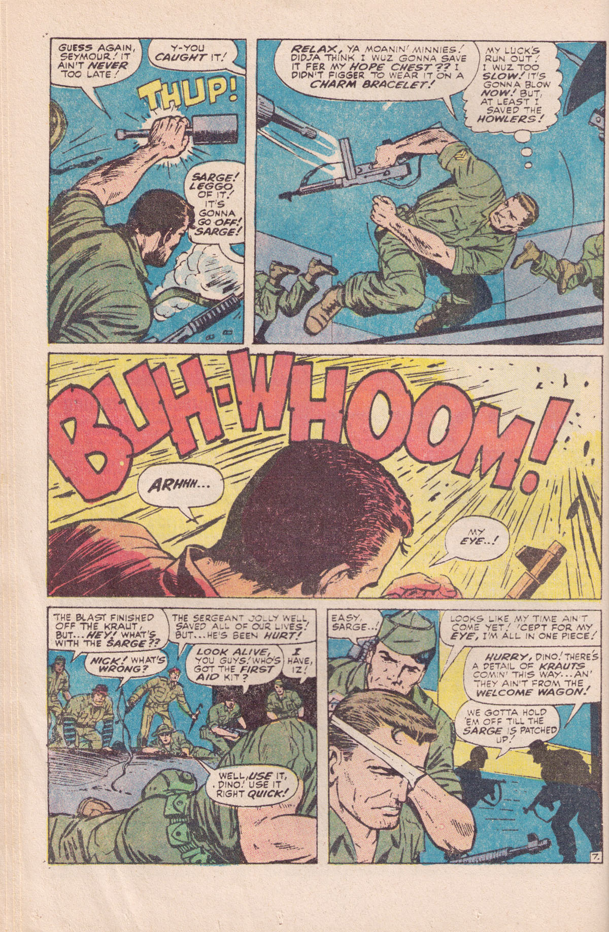 Read online Sgt. Fury comic -  Issue #89 - 12