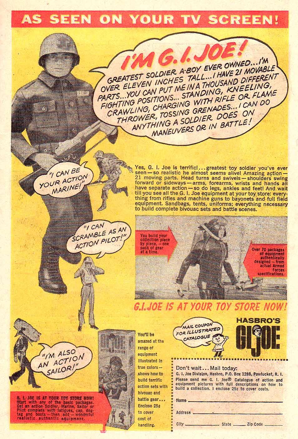 Read online Aquaman (1962) comic -  Issue #20 - 7