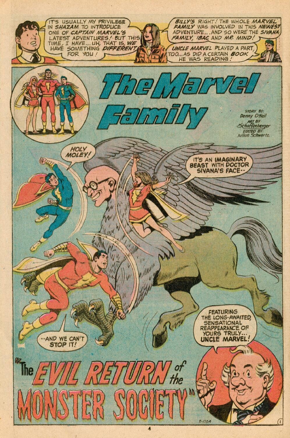 Read online Shazam! (1973) comic -  Issue #14 - 3