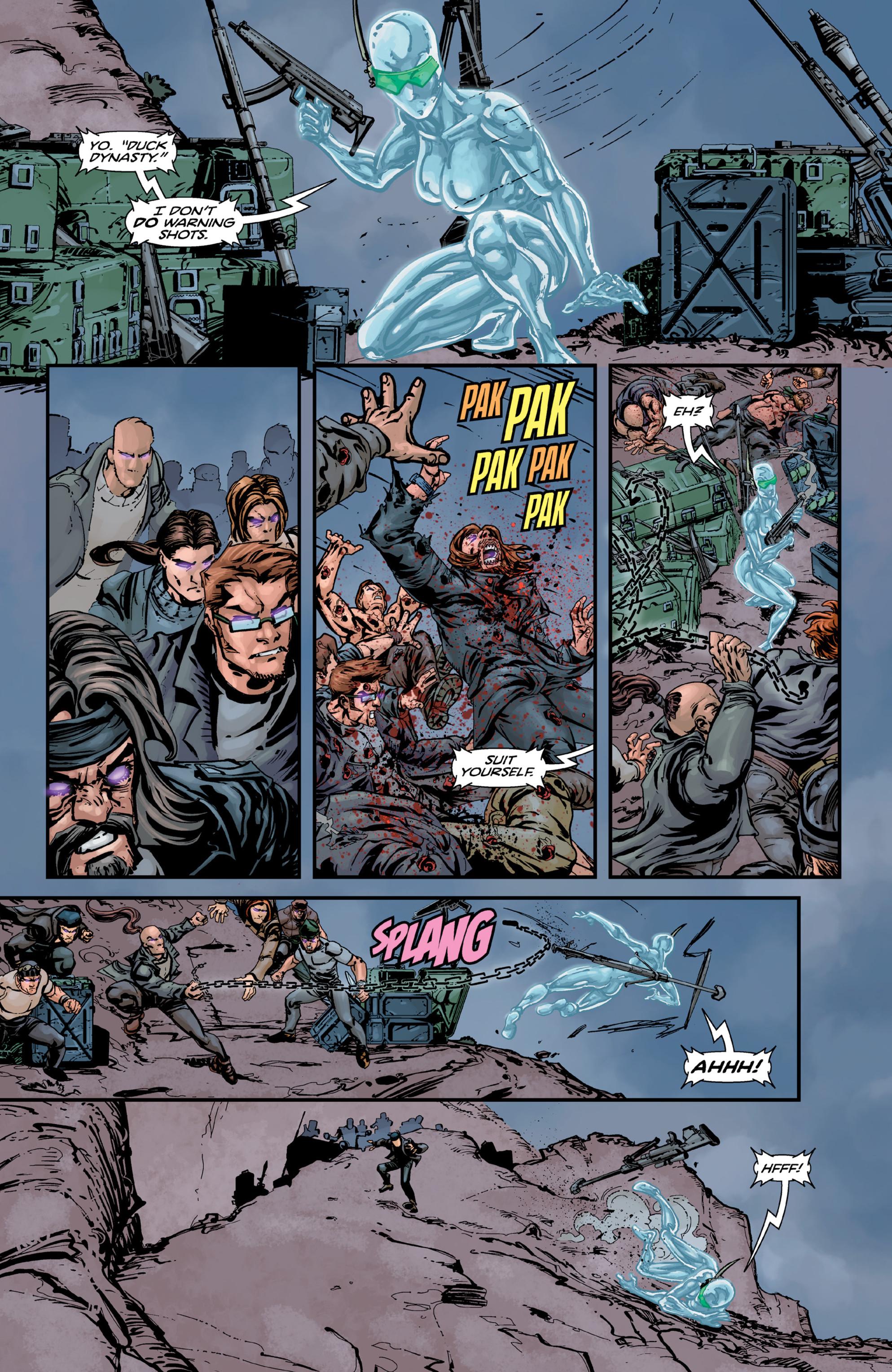 Read online Brain Boy:  The Men from G.E.S.T.A.L.T. comic -  Issue # TPB - 67