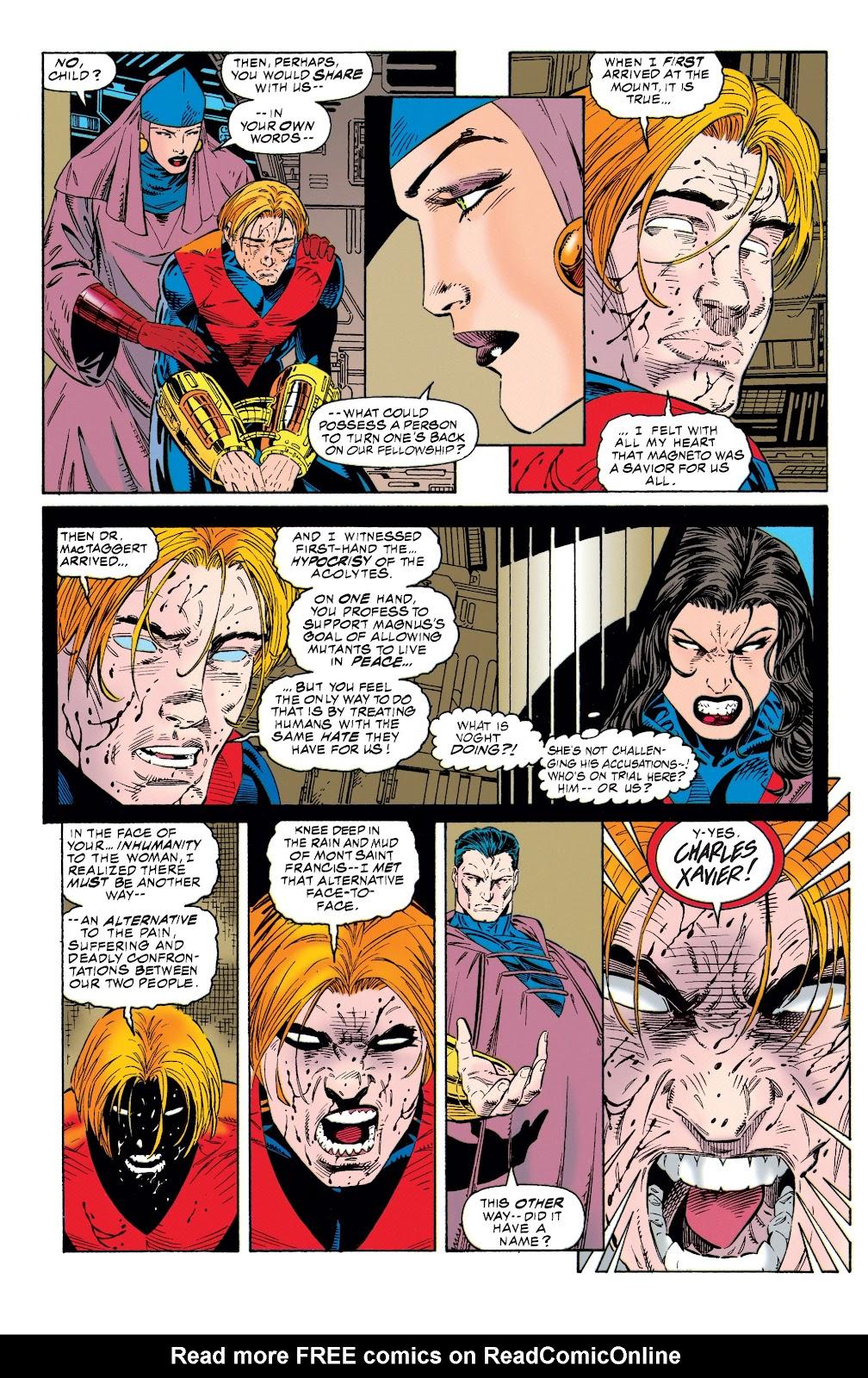 Uncanny X-Men (1963) issue 315 - Page 14