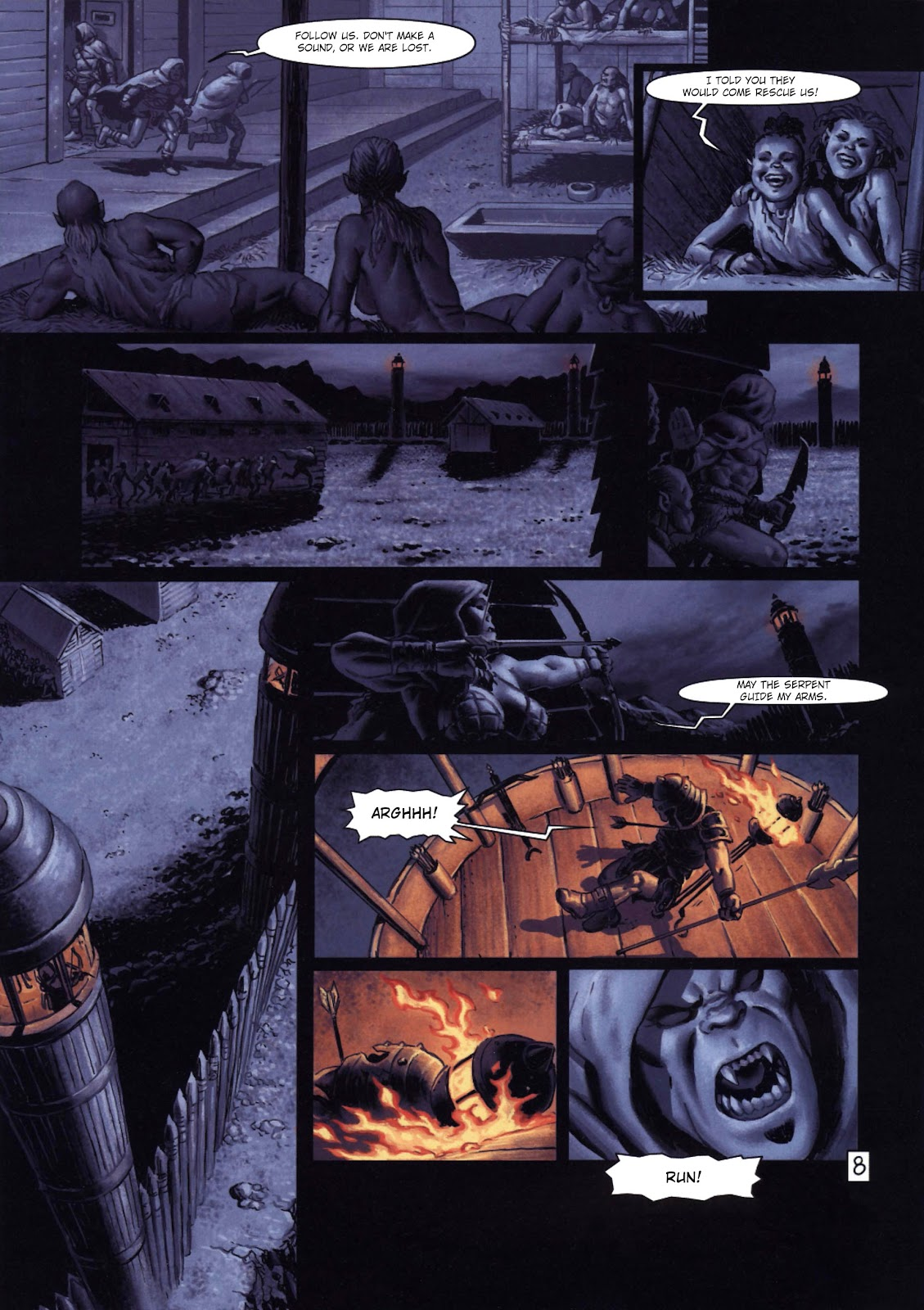 Read online Orks comic -  Issue #2 - 11