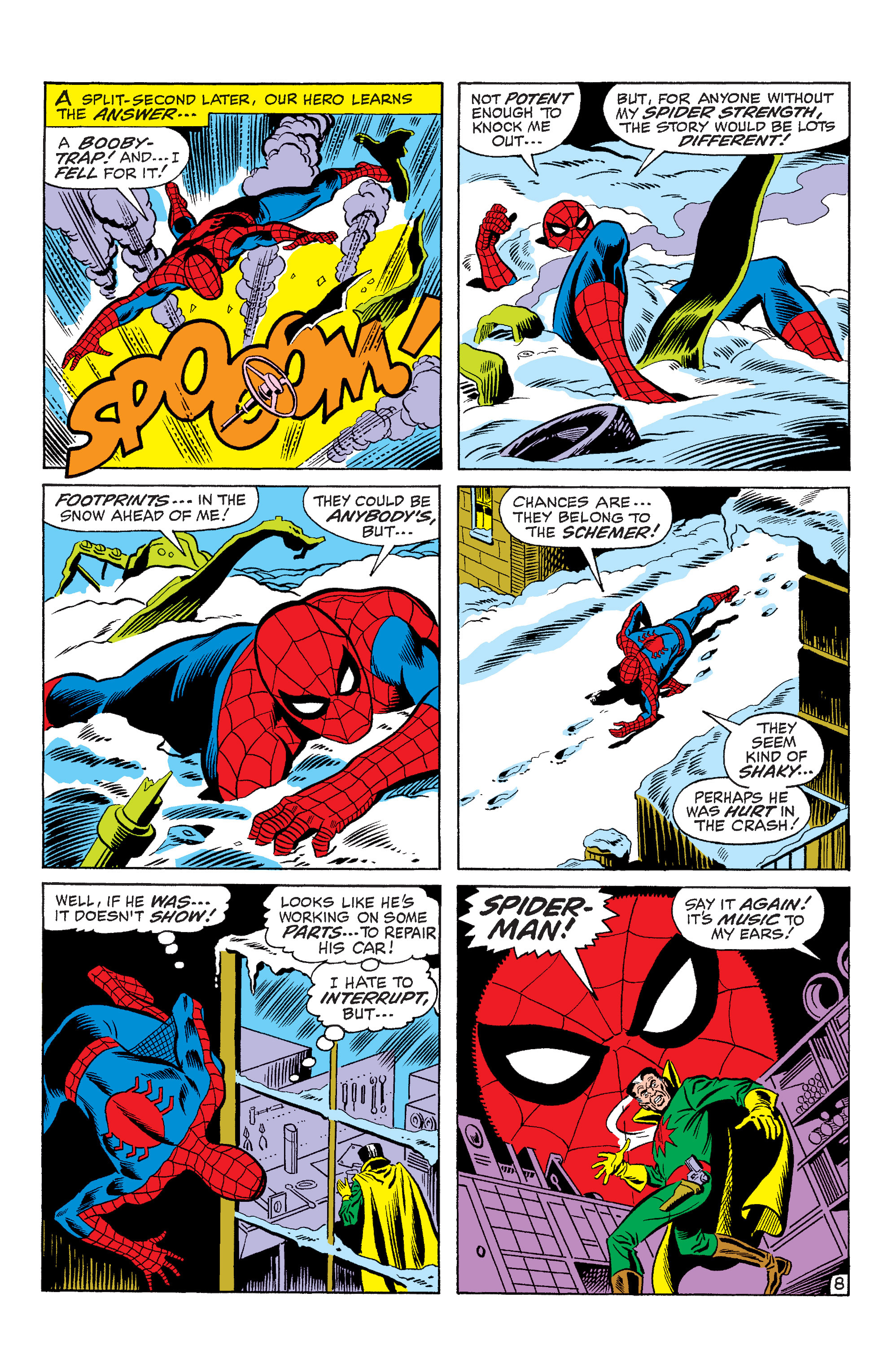 The Amazing Spider-Man (1963) 85 Page 8