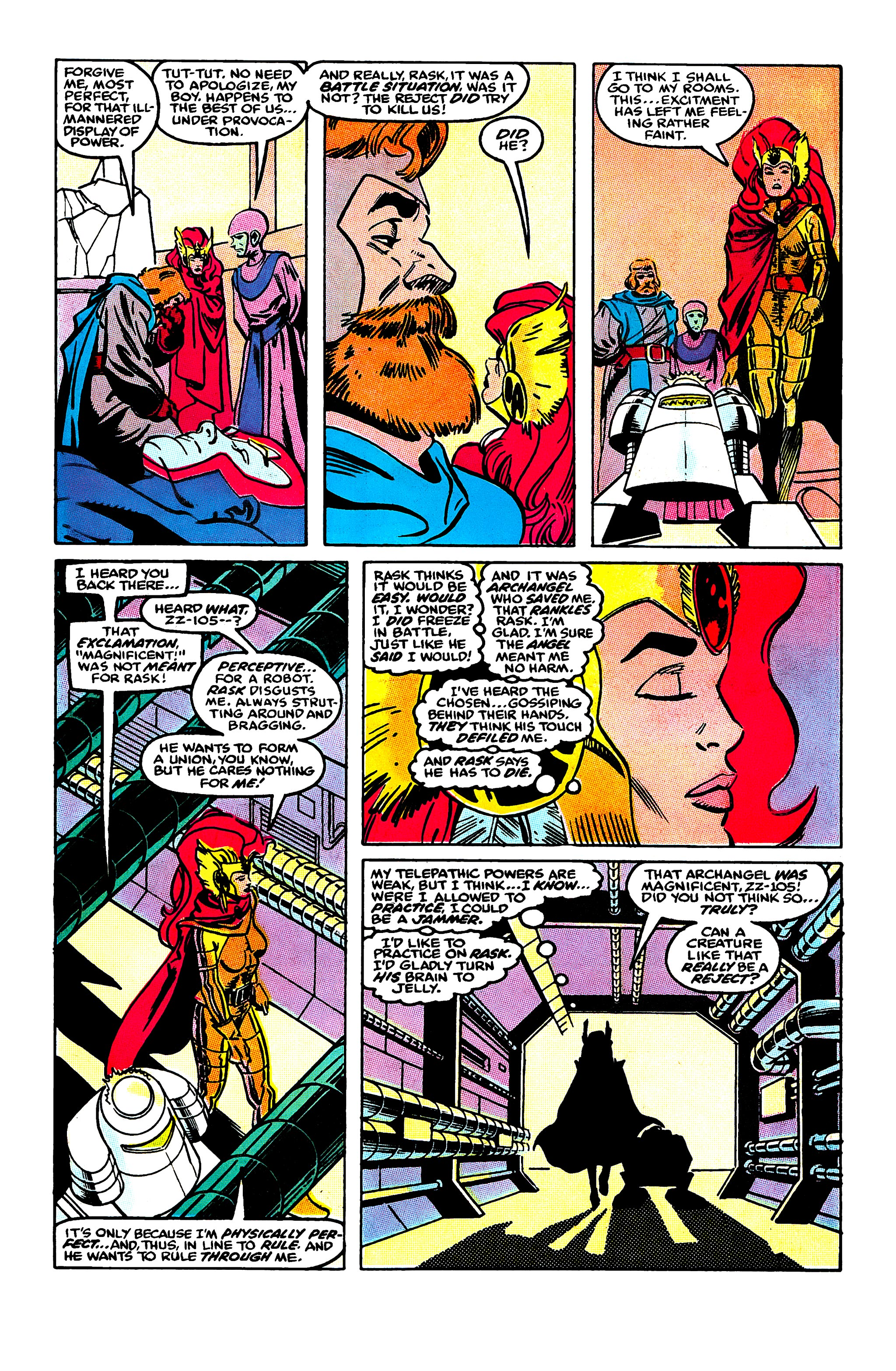 Read online X-Factor (1986) comic -  Issue #44 - 10