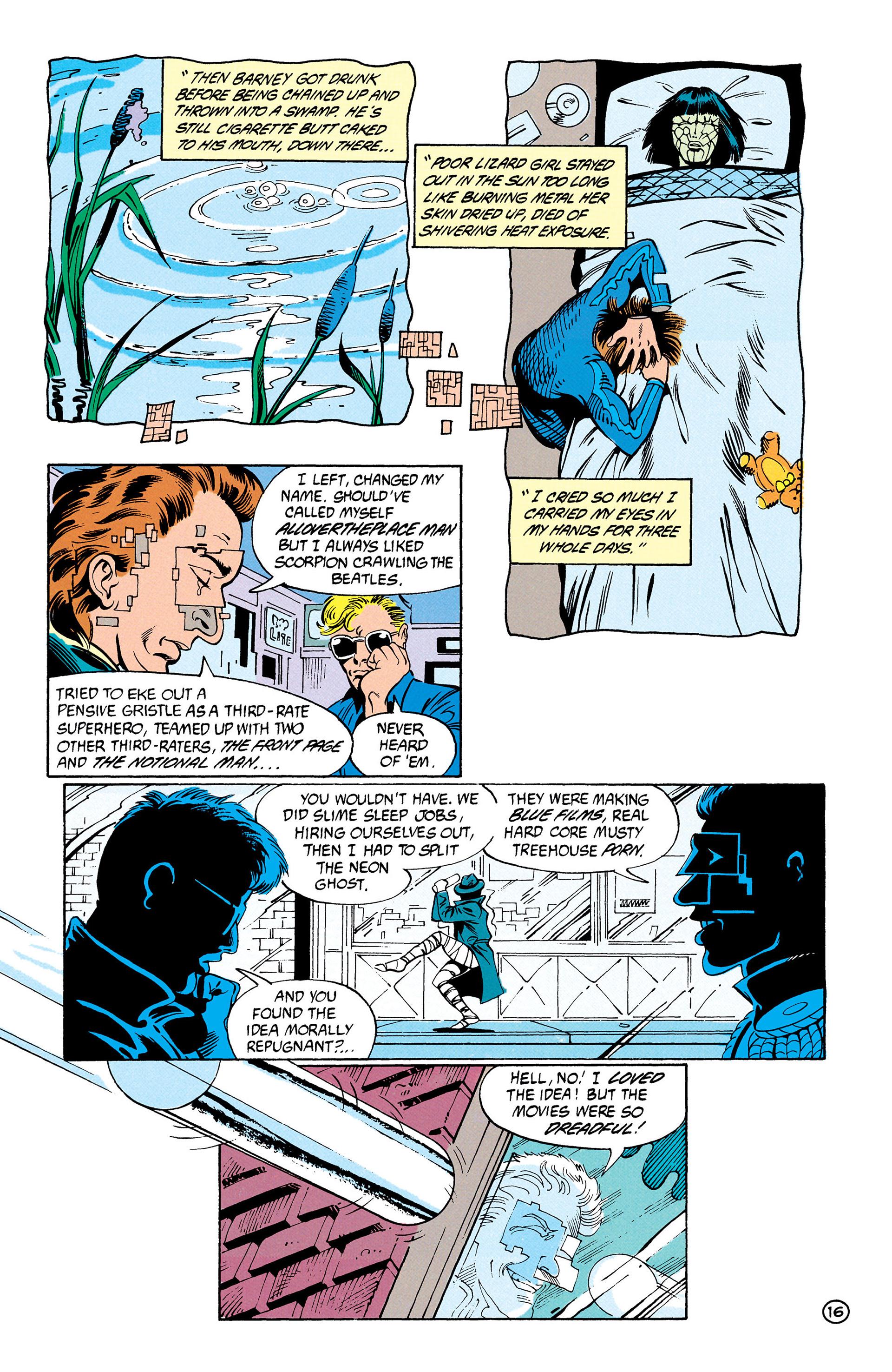 Read online Animal Man (1988) comic -  Issue #28 - 17