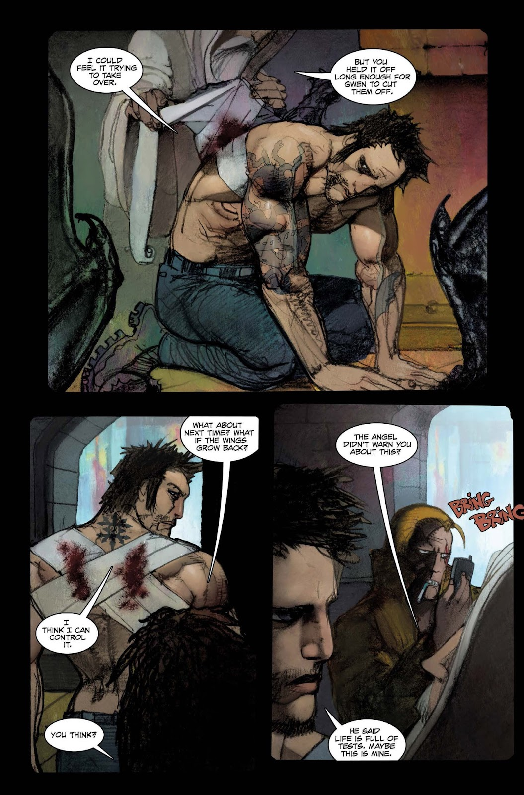 13 Coins issue TPB - Page 118