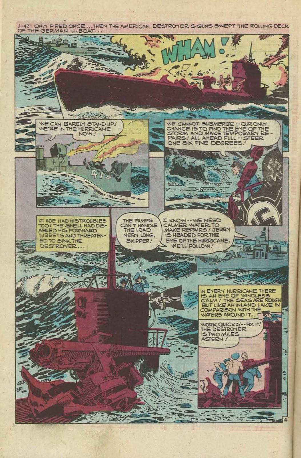 Read online Fightin' Navy comic -  Issue #129 - 6