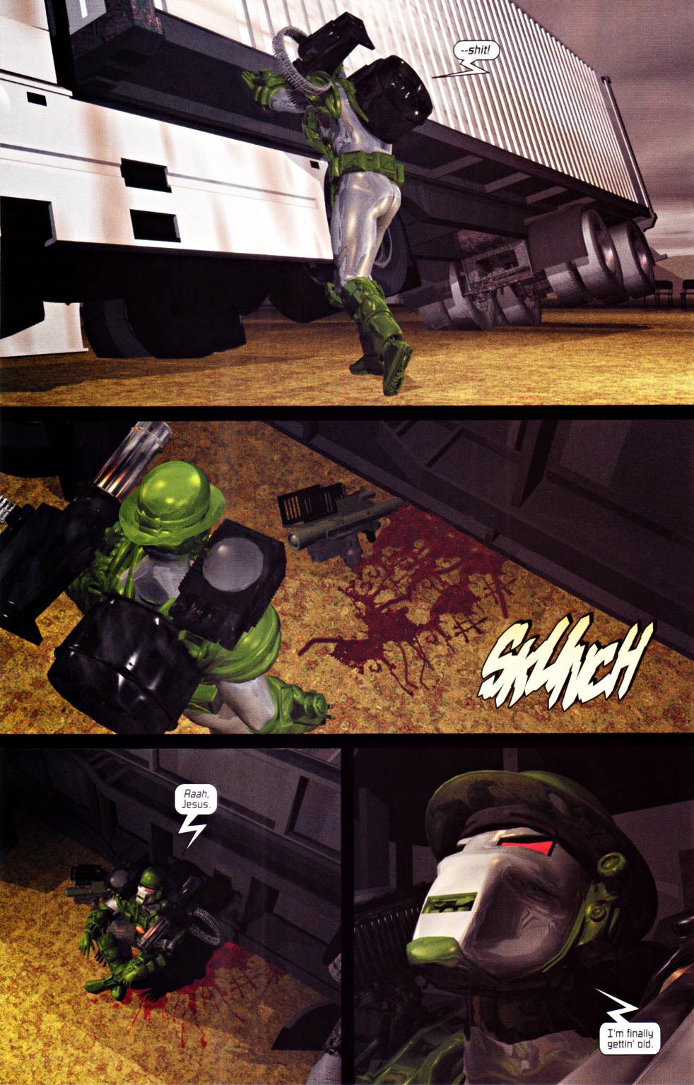 Read online U.S. War Machine 2.0 comic -  Issue #1 - 20