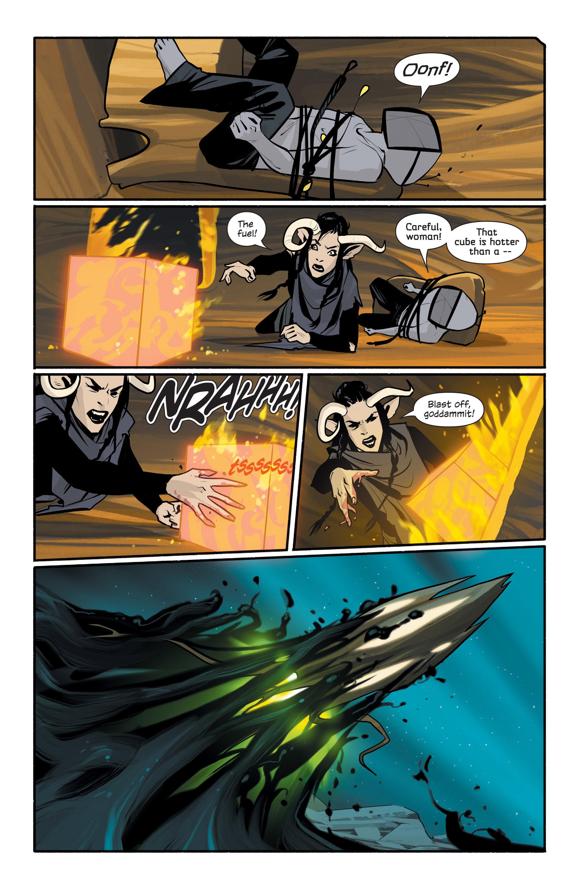 Read online Saga comic -  Issue #42 - 20