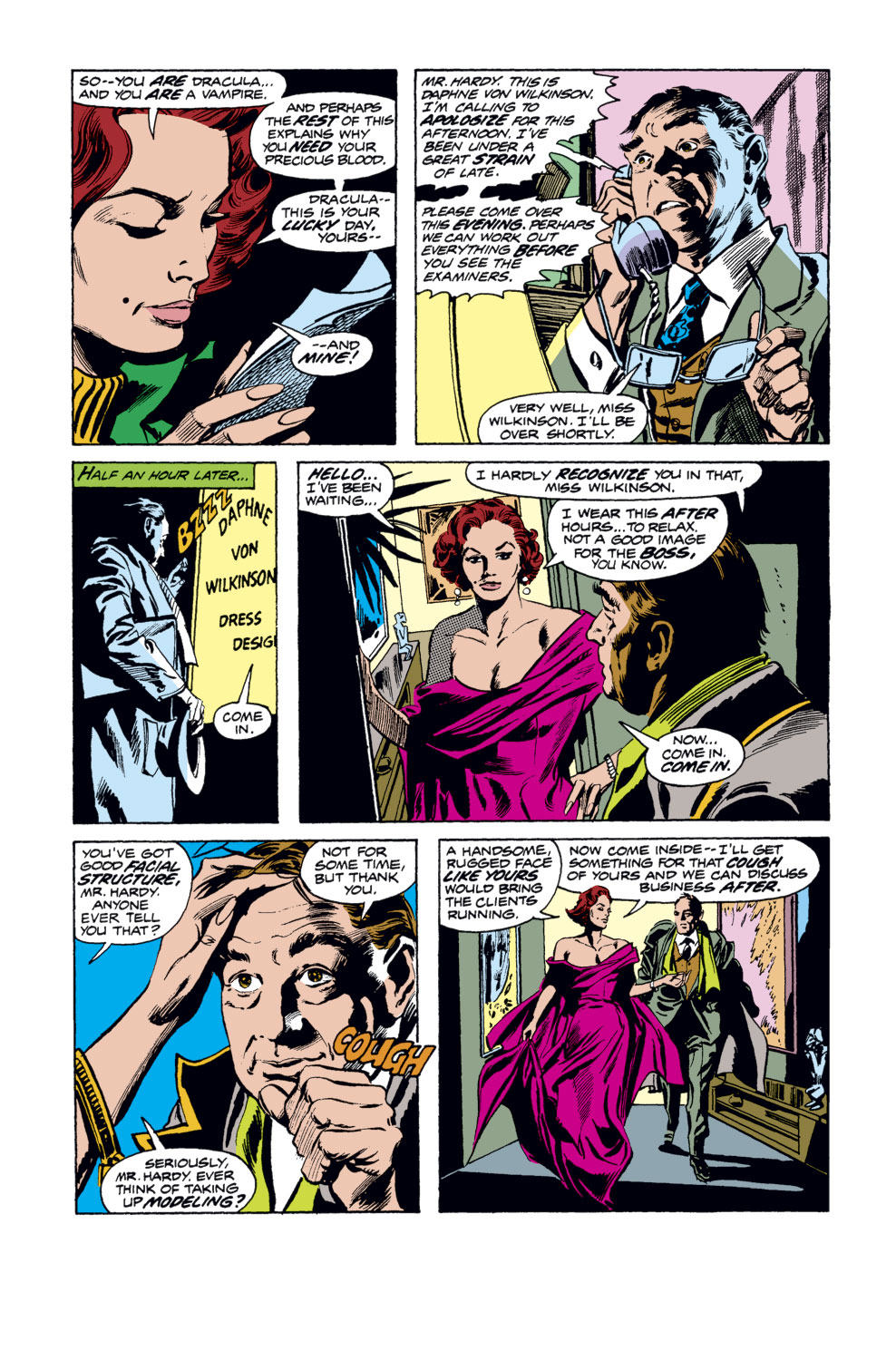 Tomb of Dracula (1972) issue 34 - Page 17