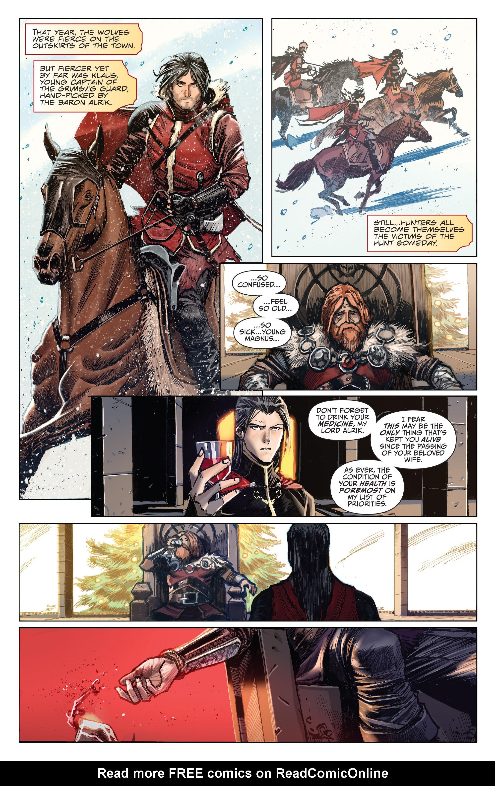 Read online Klaus comic -  Issue #4 - 12