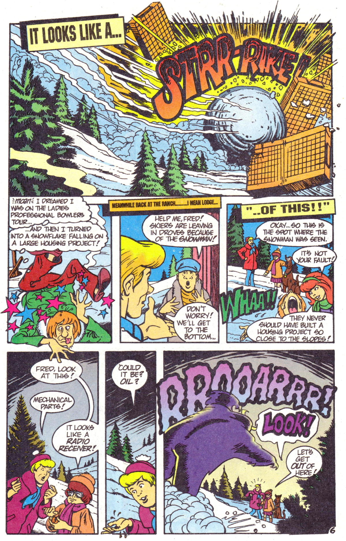 Read online Scooby-Doo (1995) comic -  Issue #2 - 20