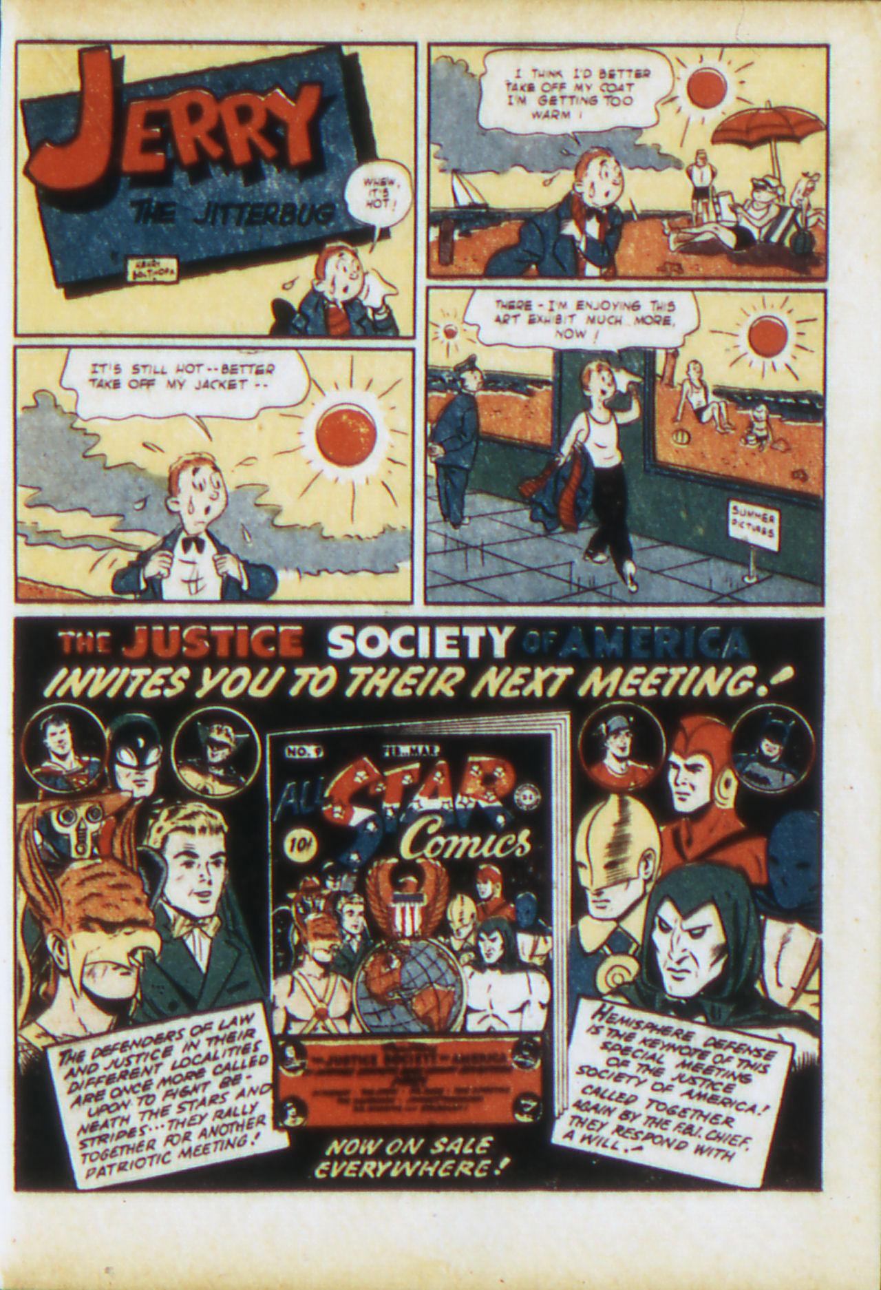 Read online Adventure Comics (1938) comic -  Issue #71 - 40