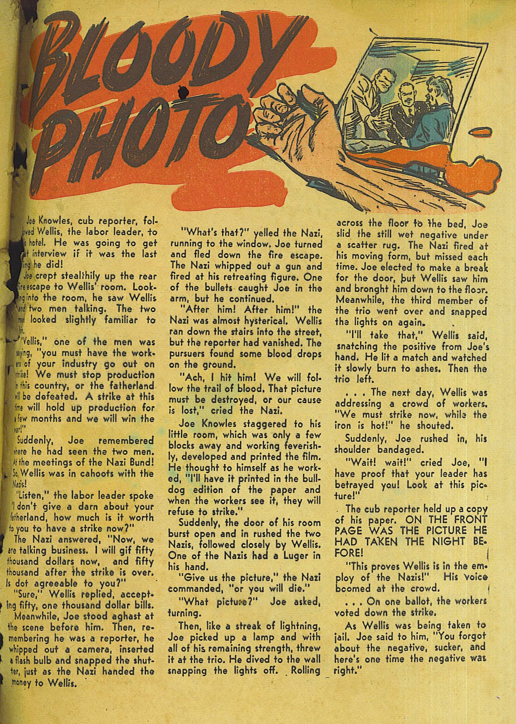 Green Hornet Comics issue 10 - Page 44