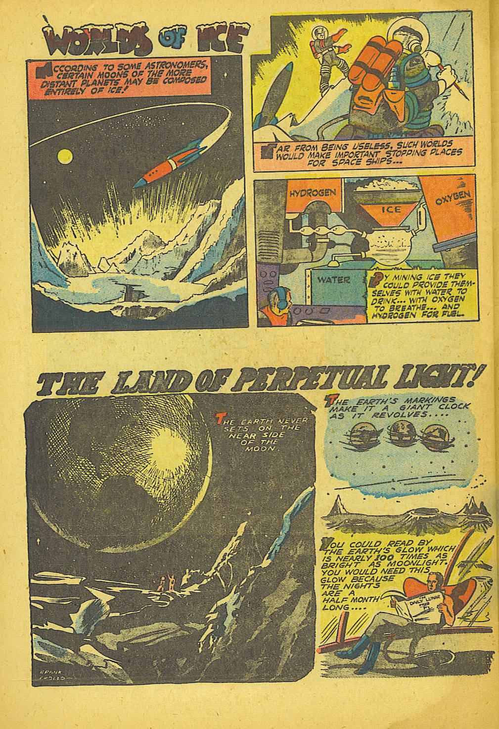 Read online Space Adventures comic -  Issue #16 - 25