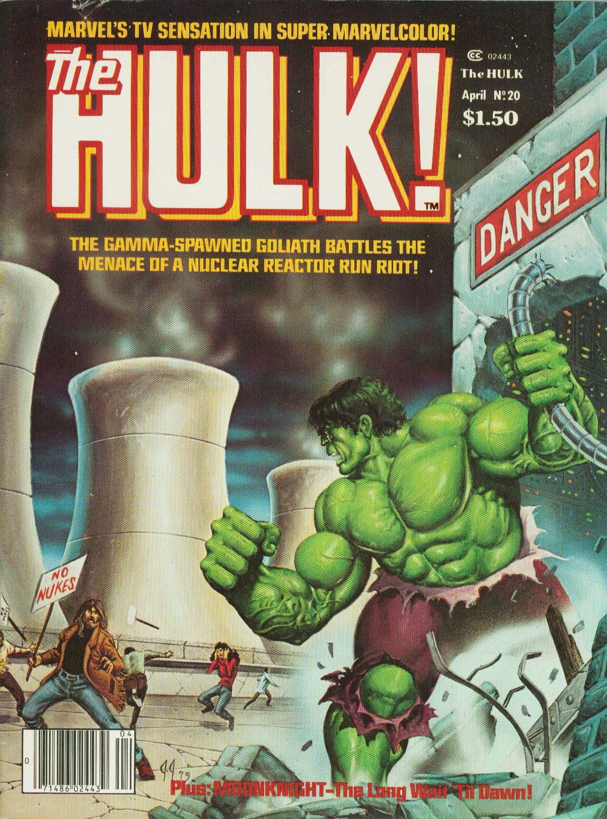 Hulk (1978) 20 Page 1