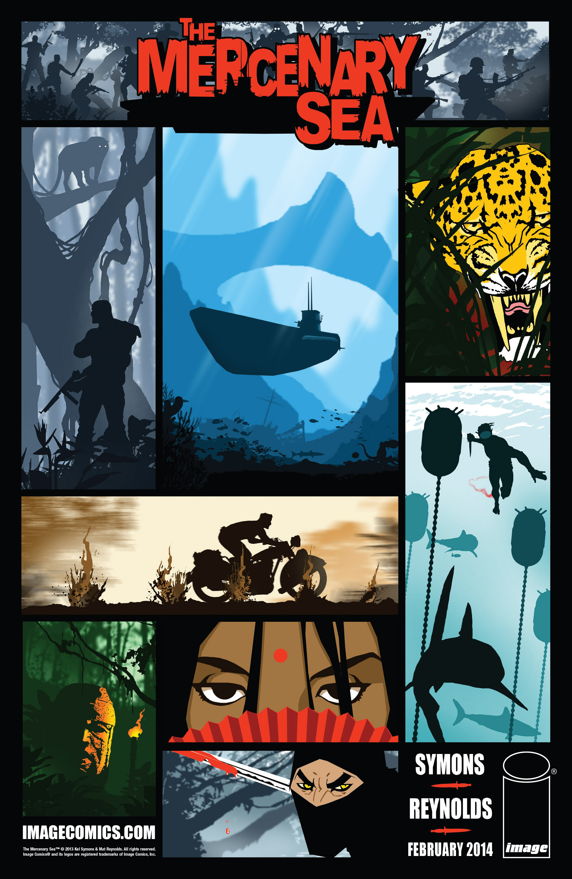 Read online Sheltered comic -  Issue #6 - 28