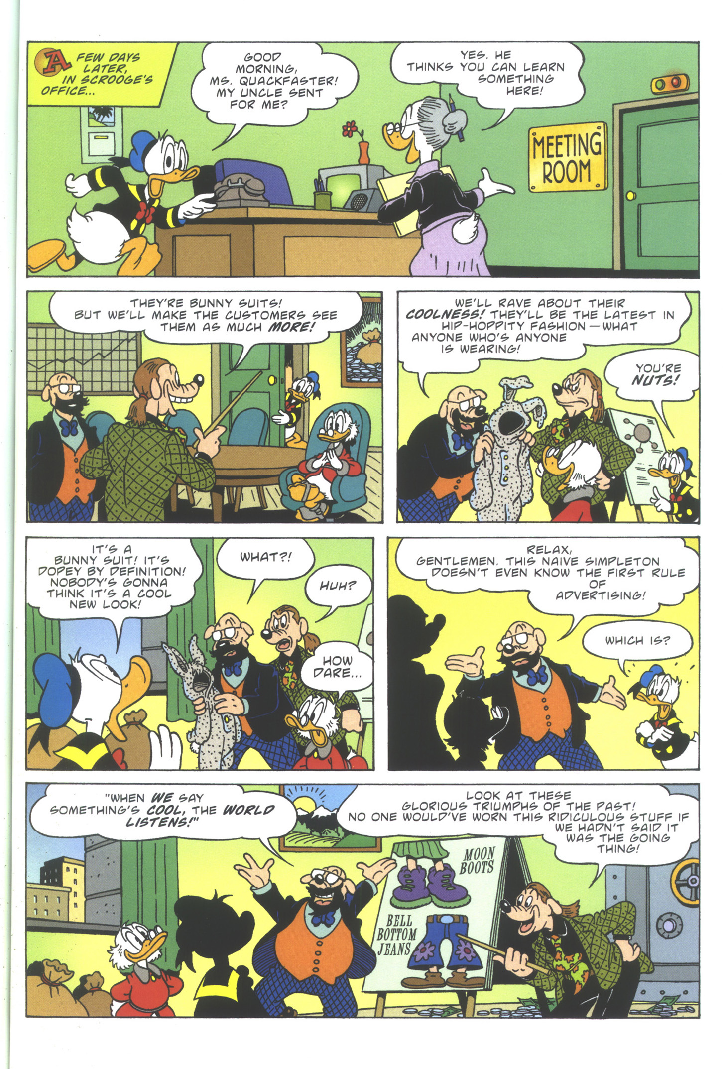 Read online Uncle Scrooge (1953) comic -  Issue #352 - 59
