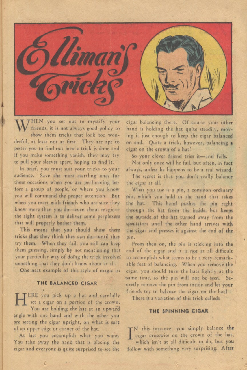 Super-Magician Comics issue 53 - Page 23