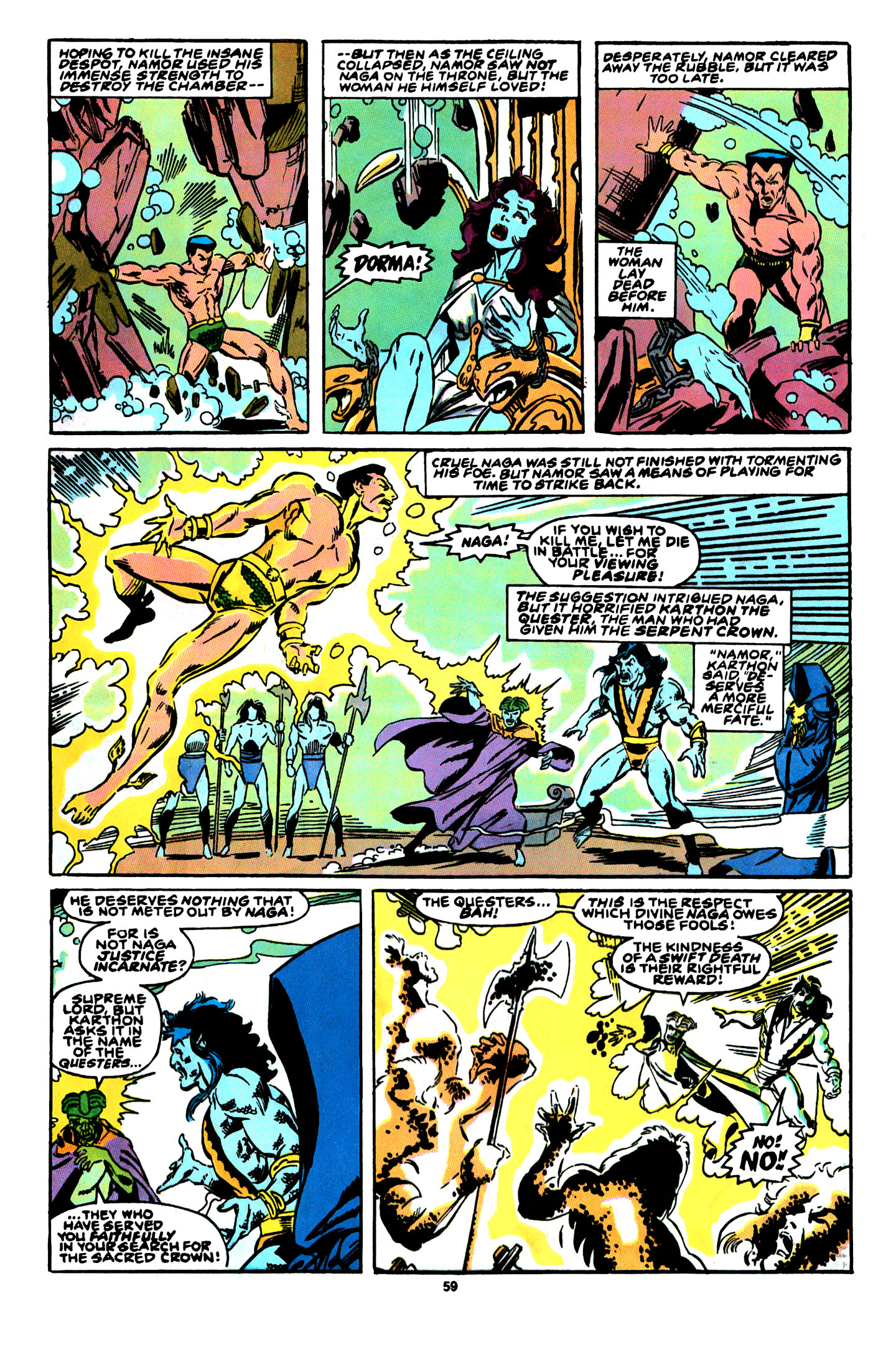 Read online X-Factor (1986) comic -  Issue # _ Annual 4 - 52