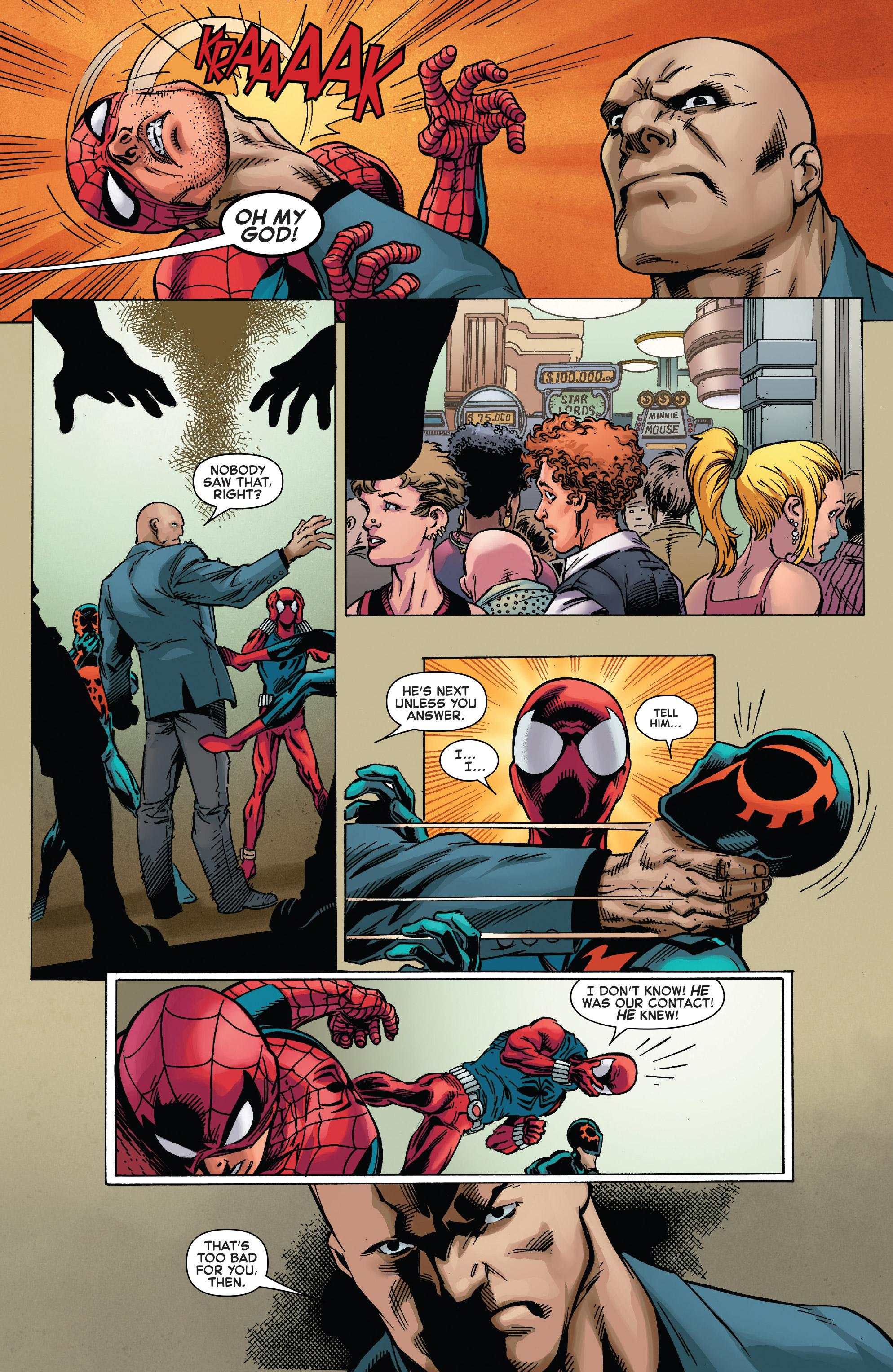 Read online Ben Reilly: Scarlet Spider comic -  Issue #3 - 16