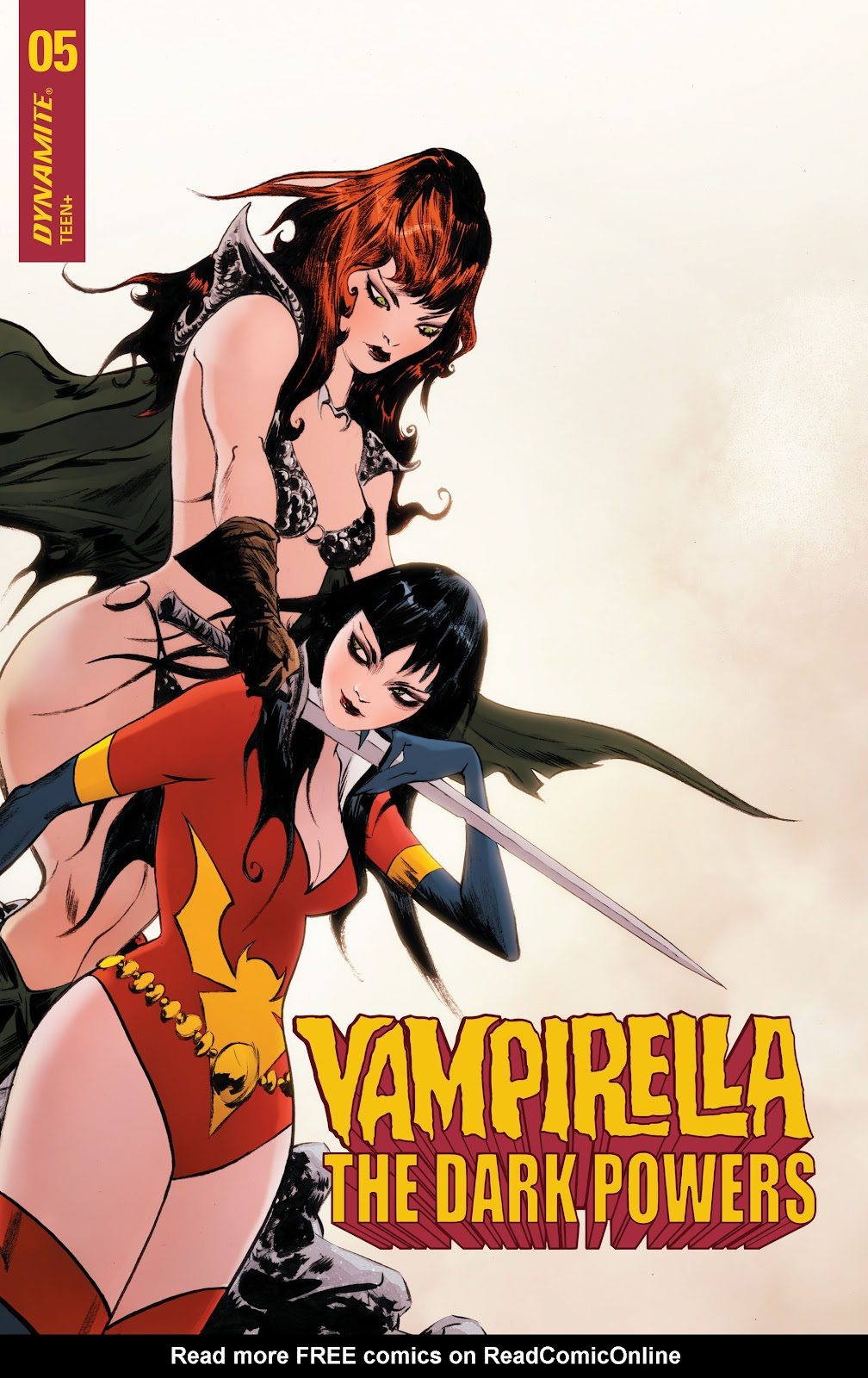 Vampirella: The Dark Powers 5 Page 1