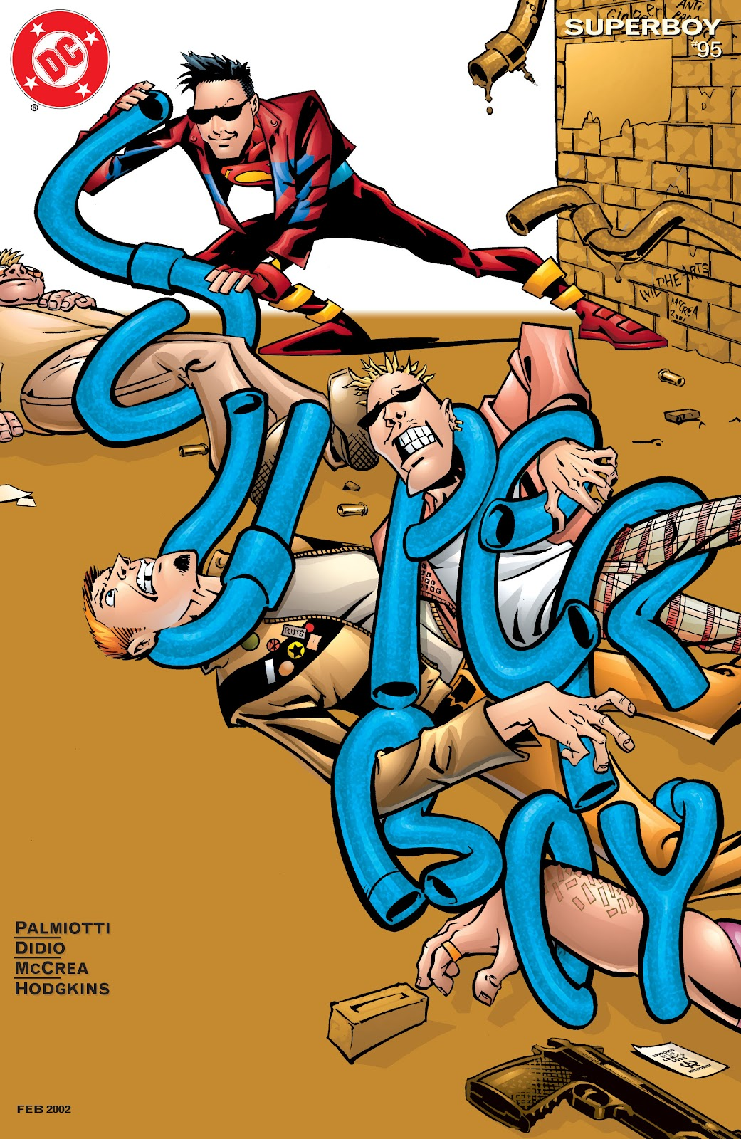 Superboy (1994) 95 Page 1