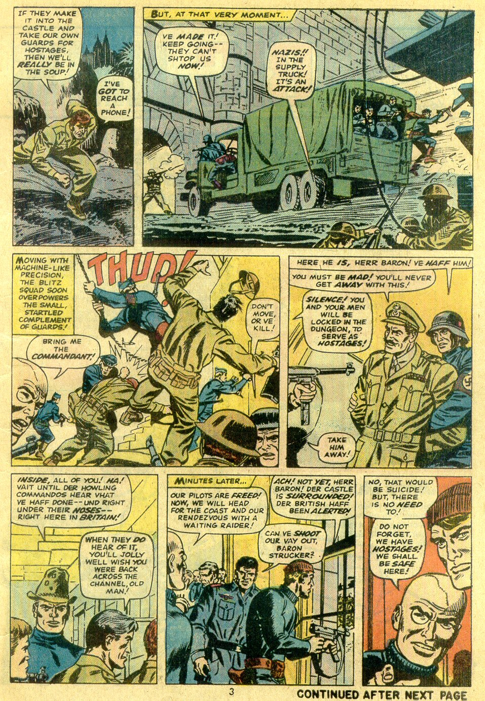 Read online Sgt. Fury comic -  Issue #122 - 5