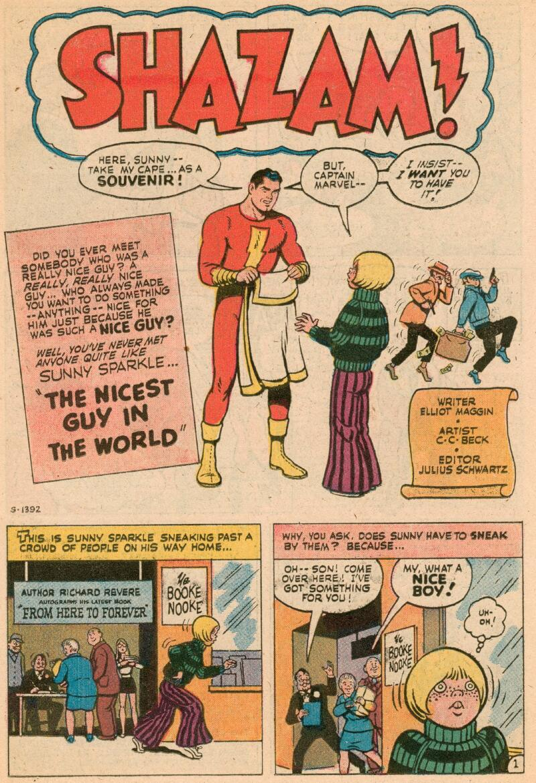 Read online Shazam! (1973) comic -  Issue #2 - 12