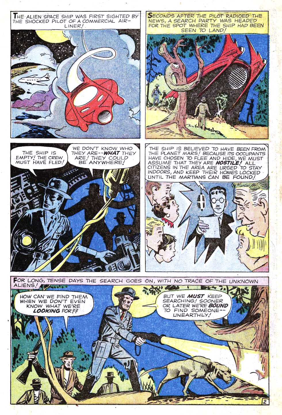 Read online Amazing Fantasy (1962) comic -  Issue #15 - 29