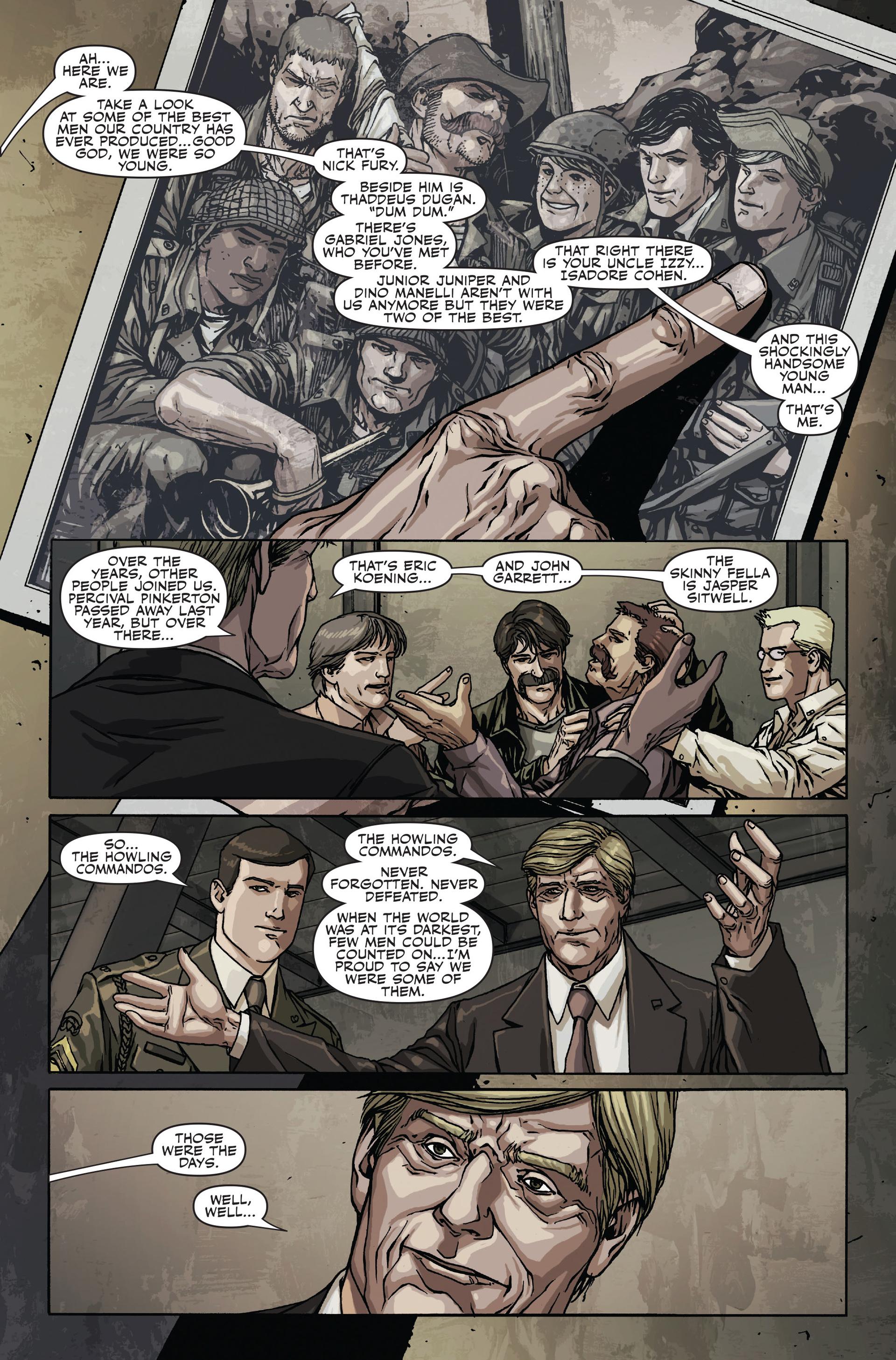Read online Secret Warriors comic -  Issue #17 - 11