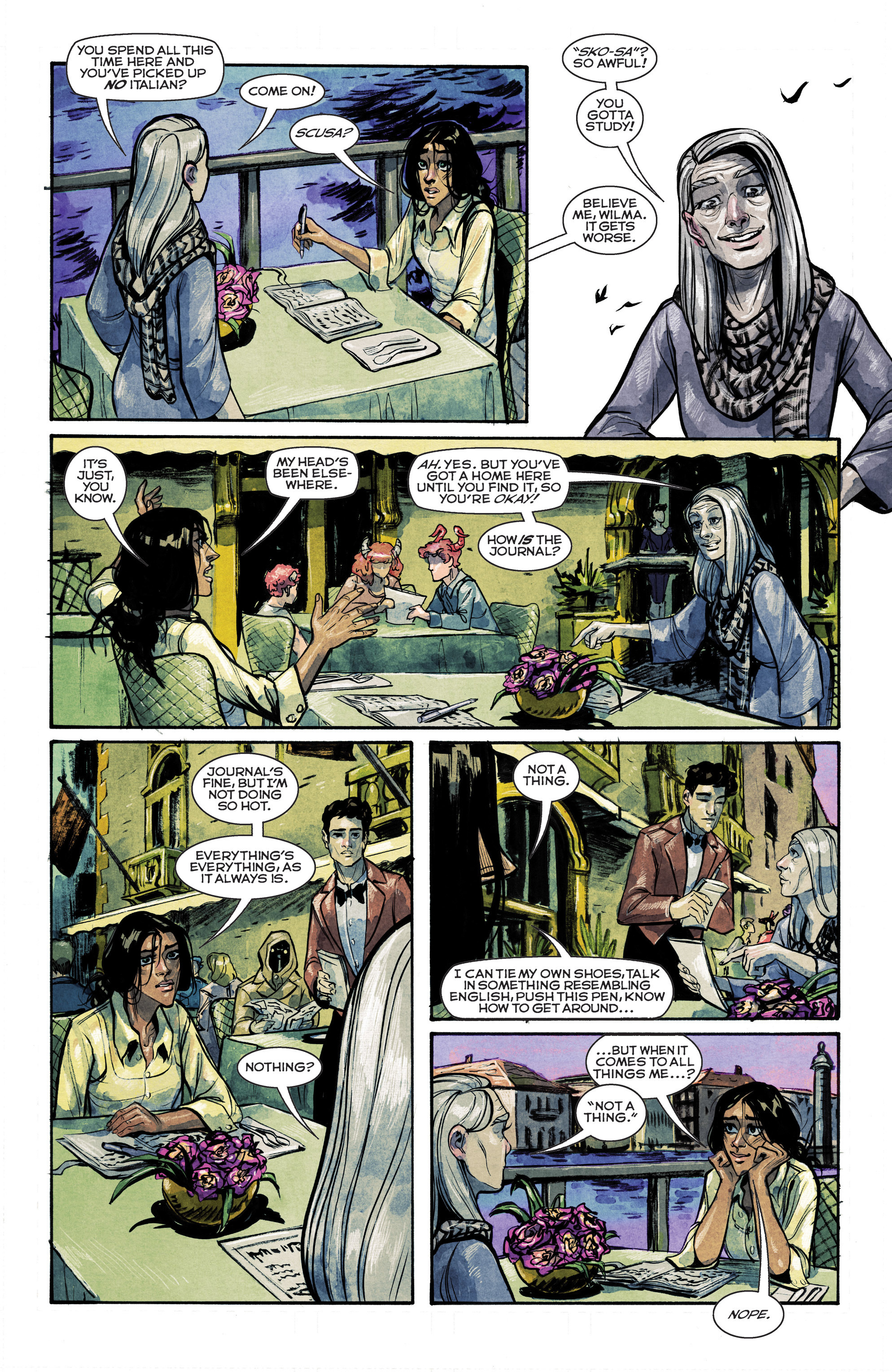 Read online Shutter comic -  Issue #13 - 6