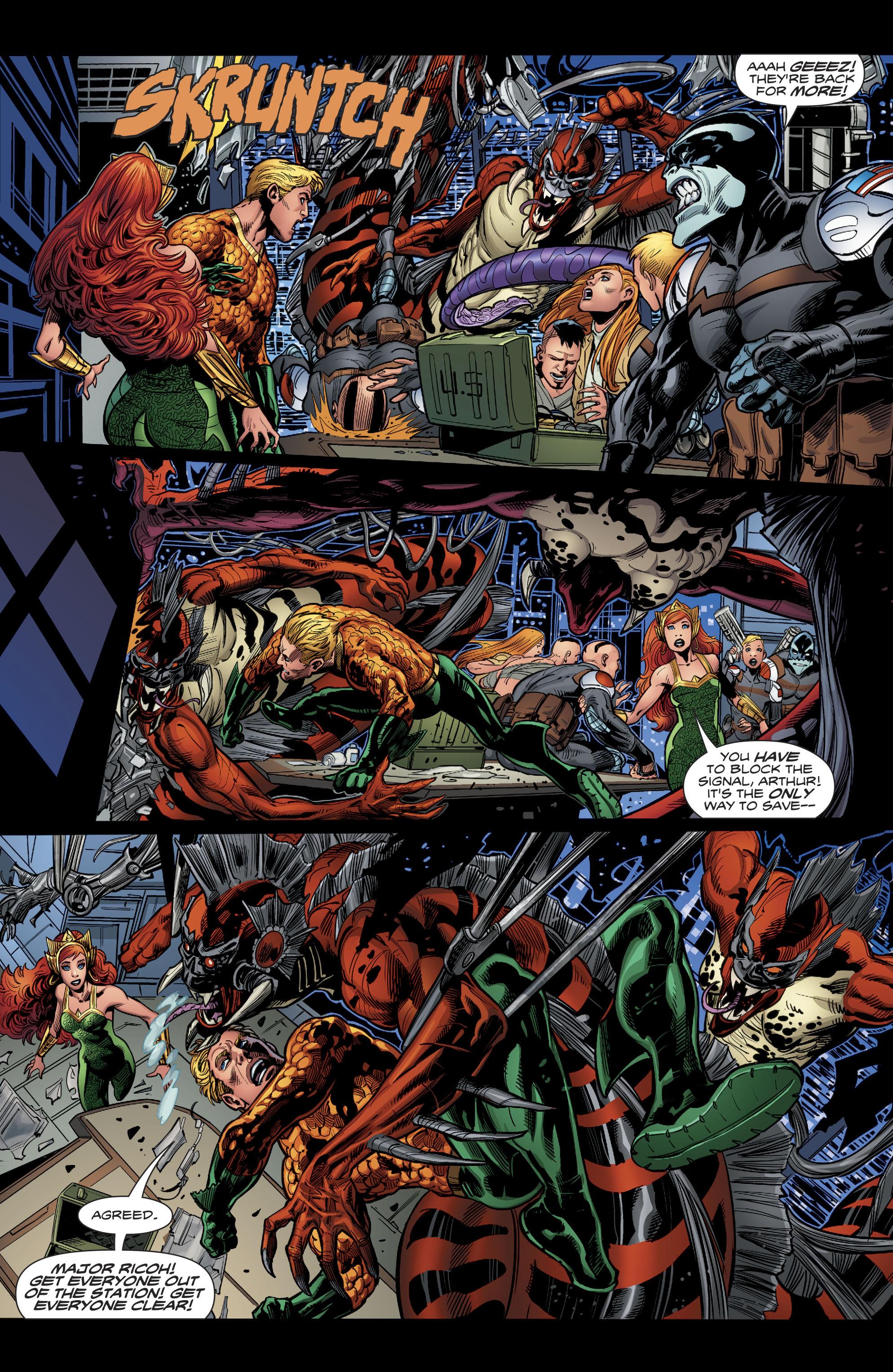 Read online Aquaman (2016) comic -  Issue #22 - 12