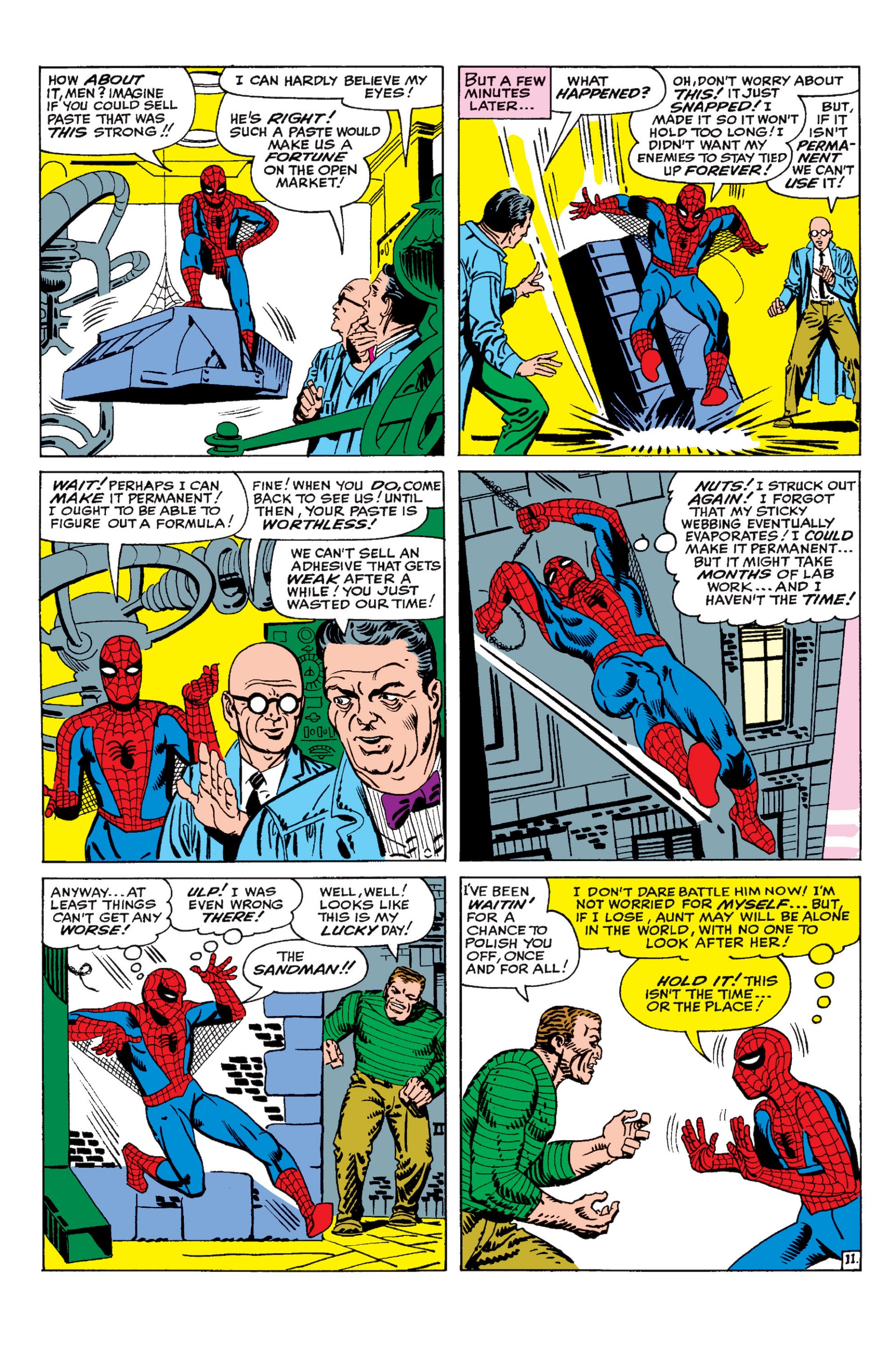 The Amazing Spider-Man (1963) 18 Page 11