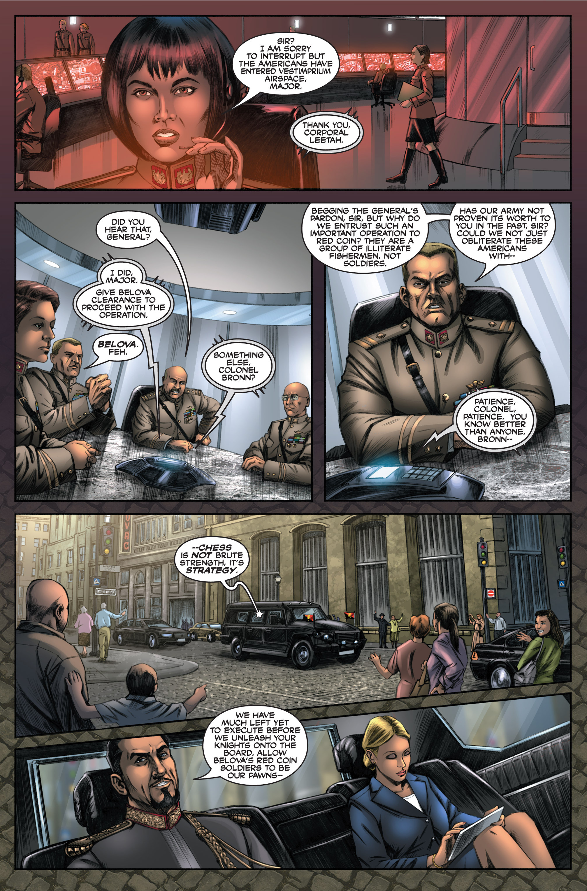 Read online America's Army comic -  Issue #6 - 11
