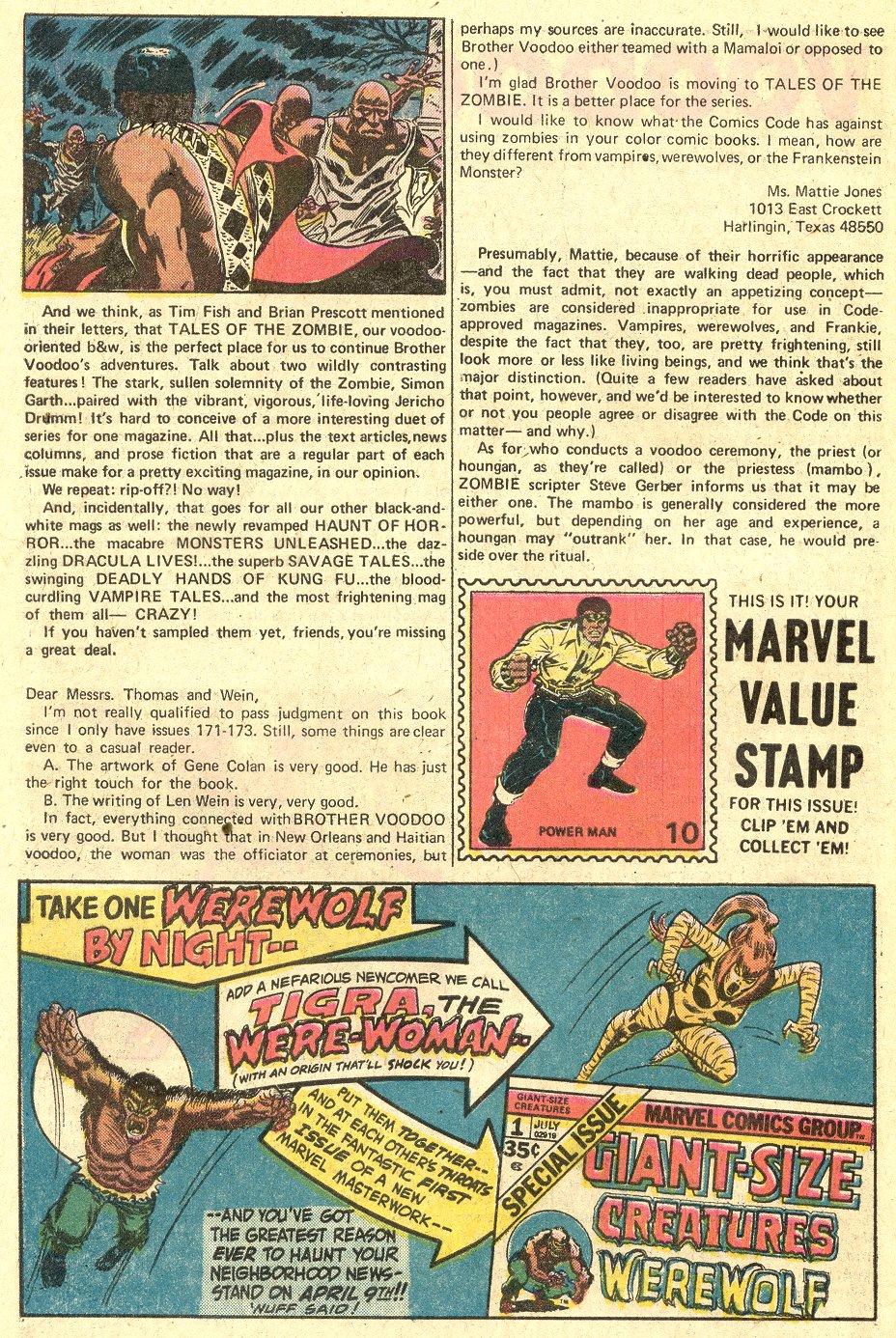 Strange Tales (1951) issue 175 - Page 23